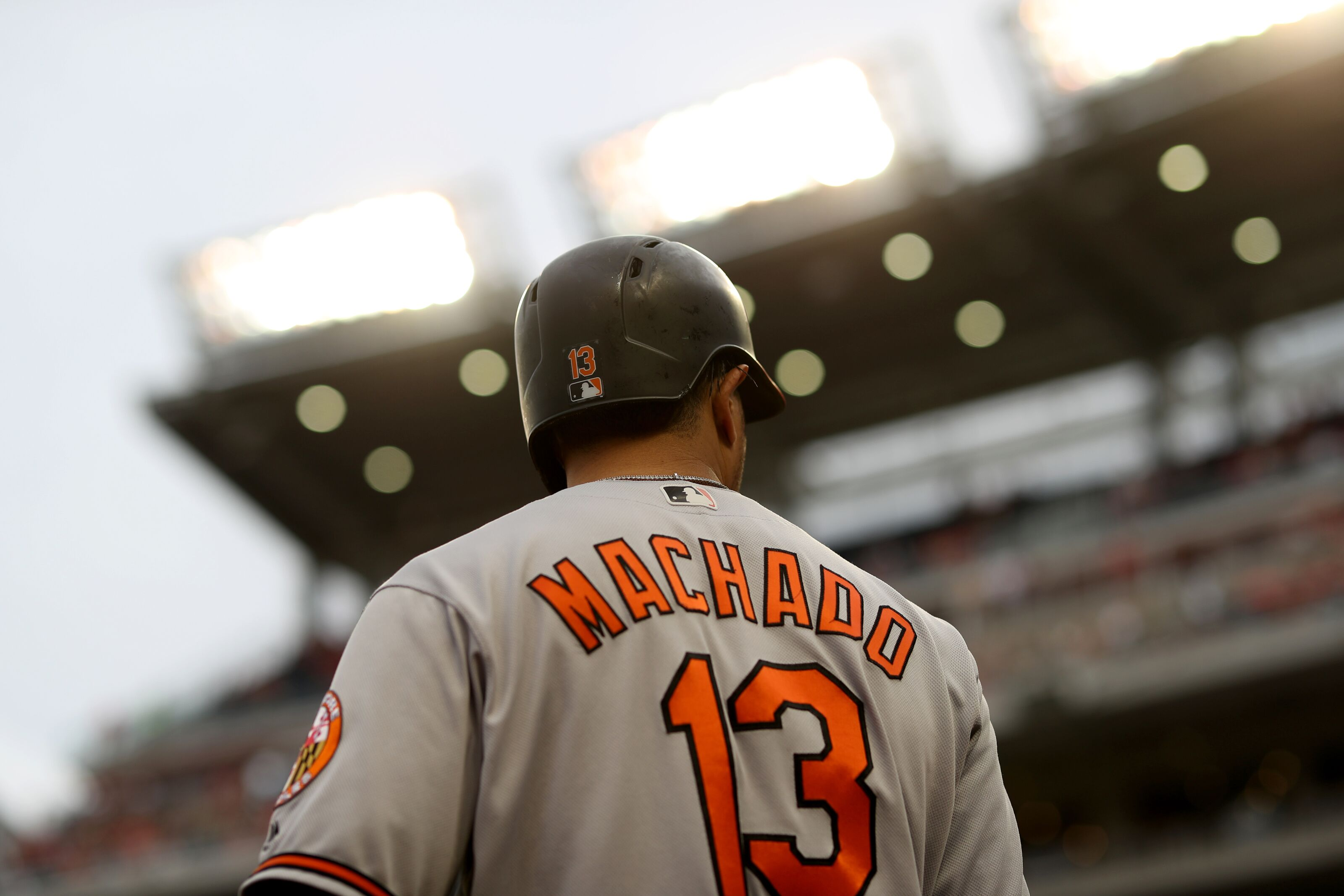 adc35454102 Baltimore Orioles  Manny Machado and the free agent market