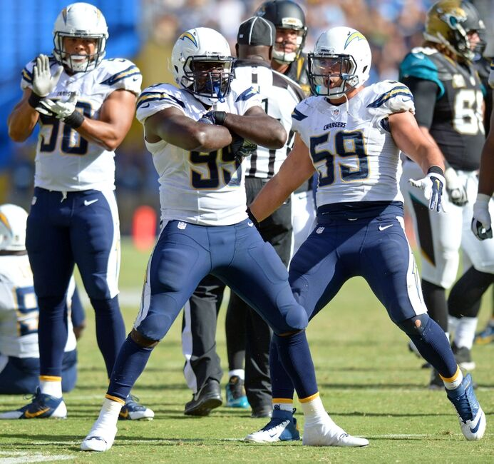 San Diego Chargers Defence: Jacksonville Jaguars Vs San Diego Chargers: Lesson Learned