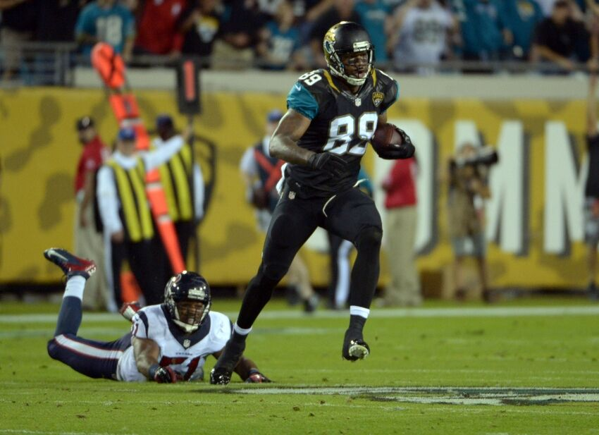 Marcedes Lewis In Jacksonville Jaguars V Houston Texans: Jacksonville Jaguars Looking To Trade Marcedes Lewis?