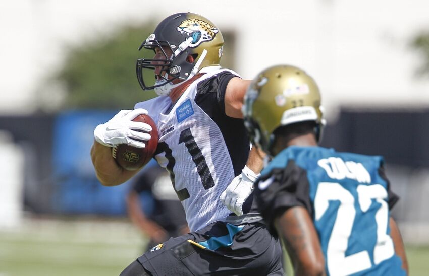 Toby Gerhart May Have A Role With The Jaguars But What Is It