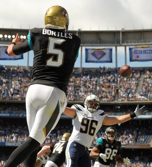San Diego Chargers Fantasy: Blake Bortles: Reasonable Expectations For 2016