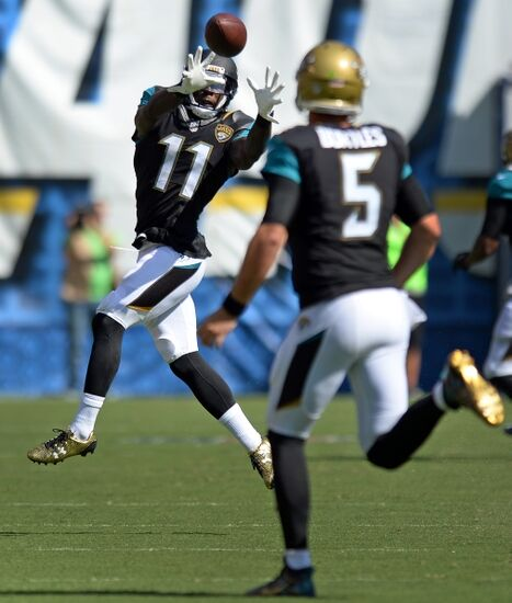 San Diego Chargers Coaching Staff: Marqise Lee Has Quickly Become An Asset For Jacksonville