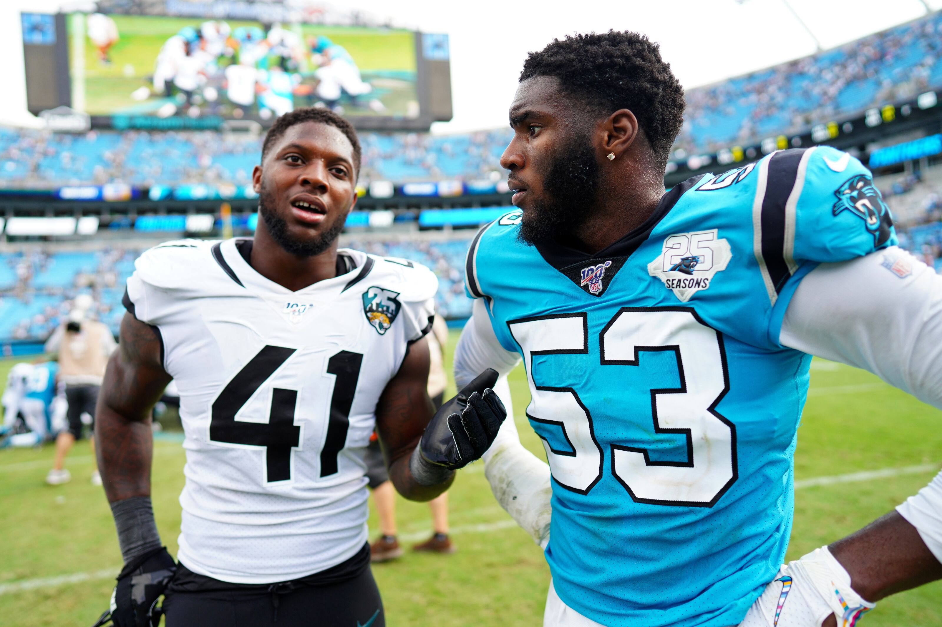 The Jaguars look to regain winning feeling on Sunday