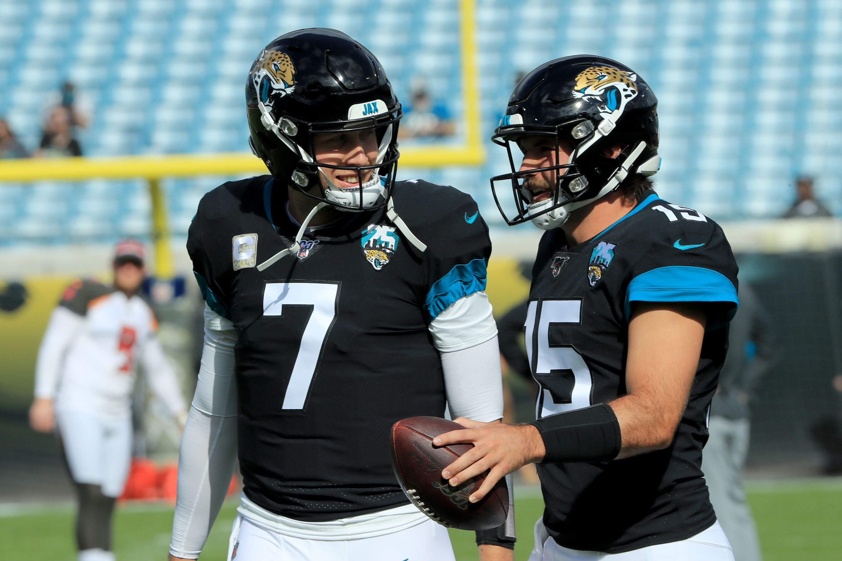 The Jaguars must evaluate their quarterbacks for the 2020 season
