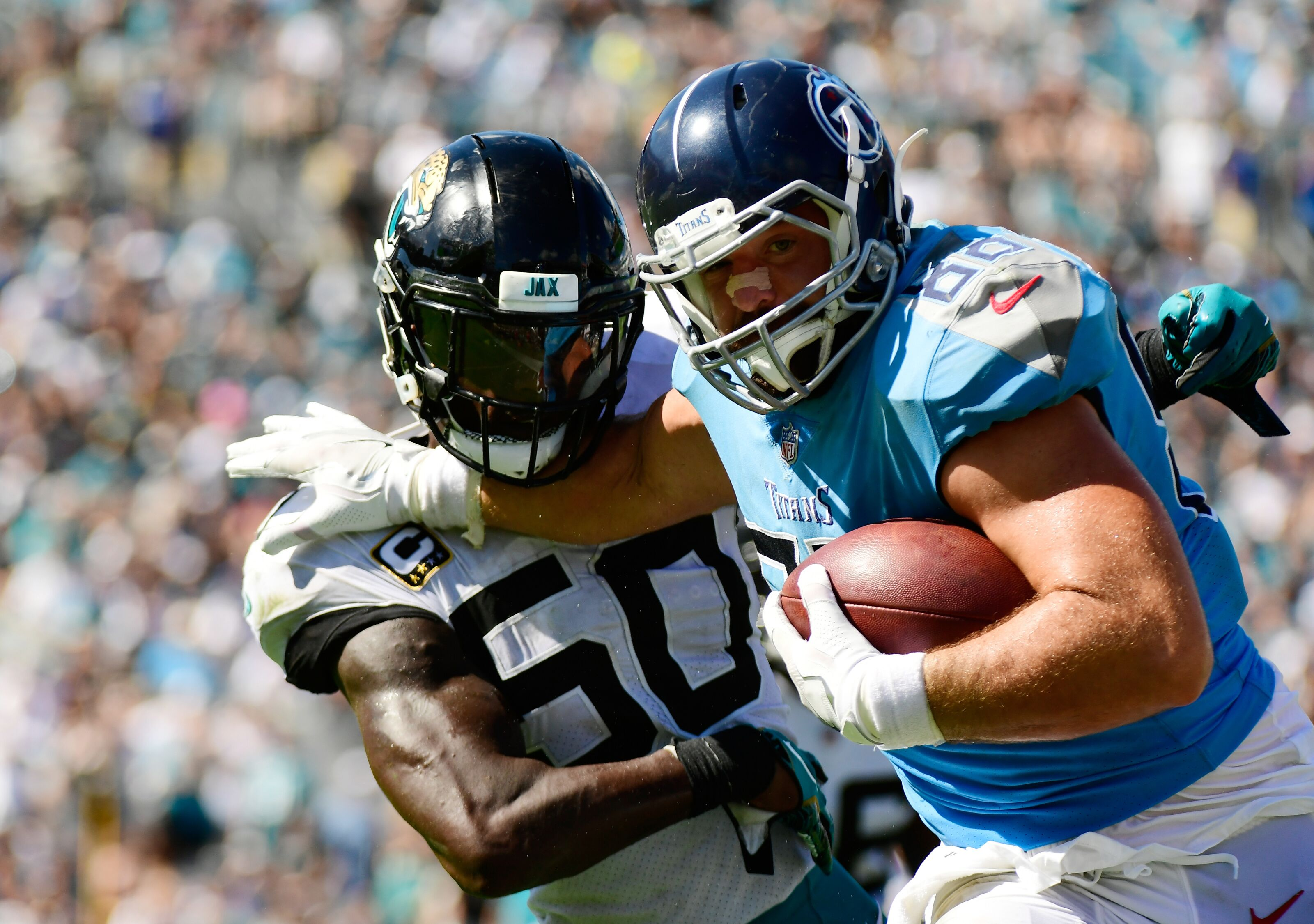 2fe662f1 The Jacksonville Jaguars Lose a Defensive Battle to the Tennessee Titans