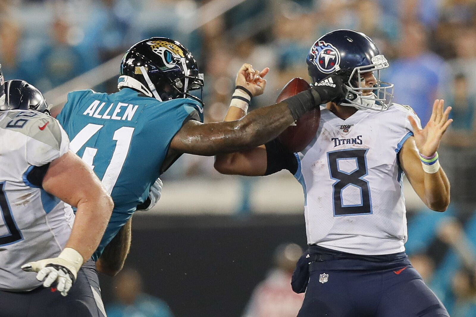 Jaguars beat Titans on Thursday: Three things that went right