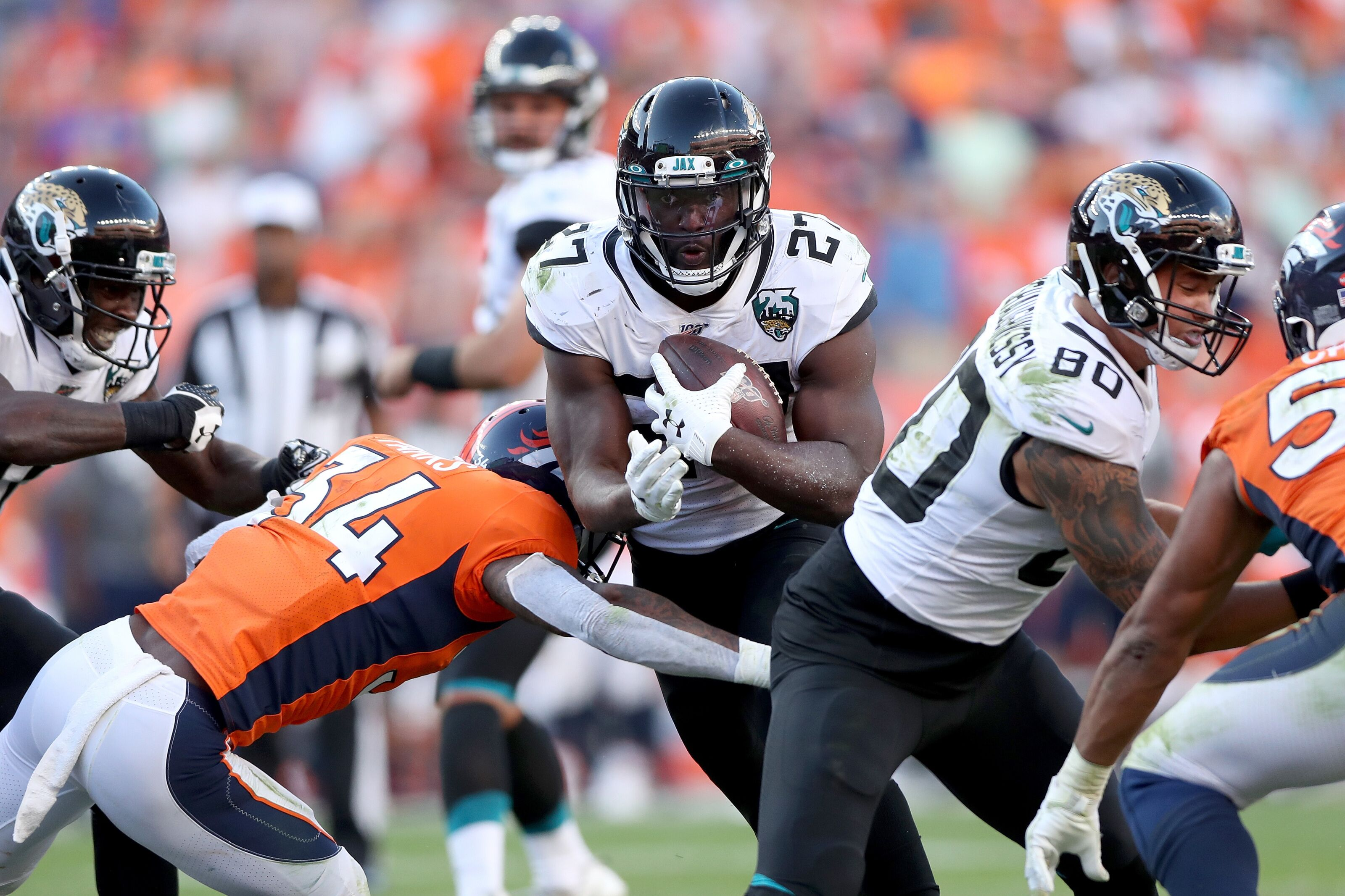 Jacksonville Jaguars: Pete Prisco ranks the team 27th in recent poll