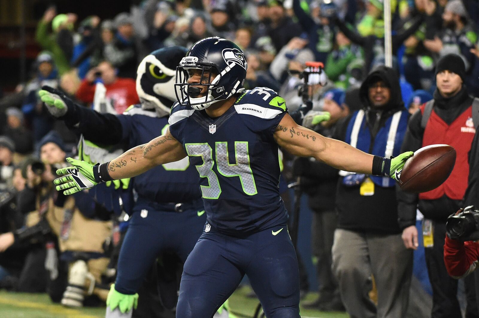Where does Thomas Rawls fit in the Jaguars future?