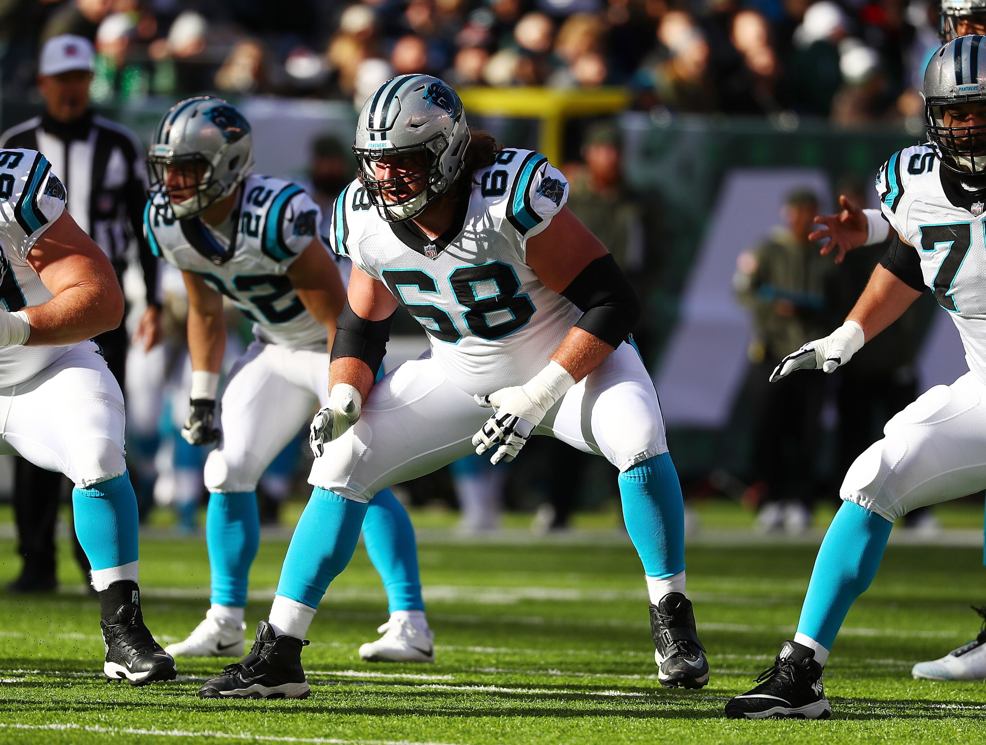 Jaguars place guard Andrew Norwell on injured reserve