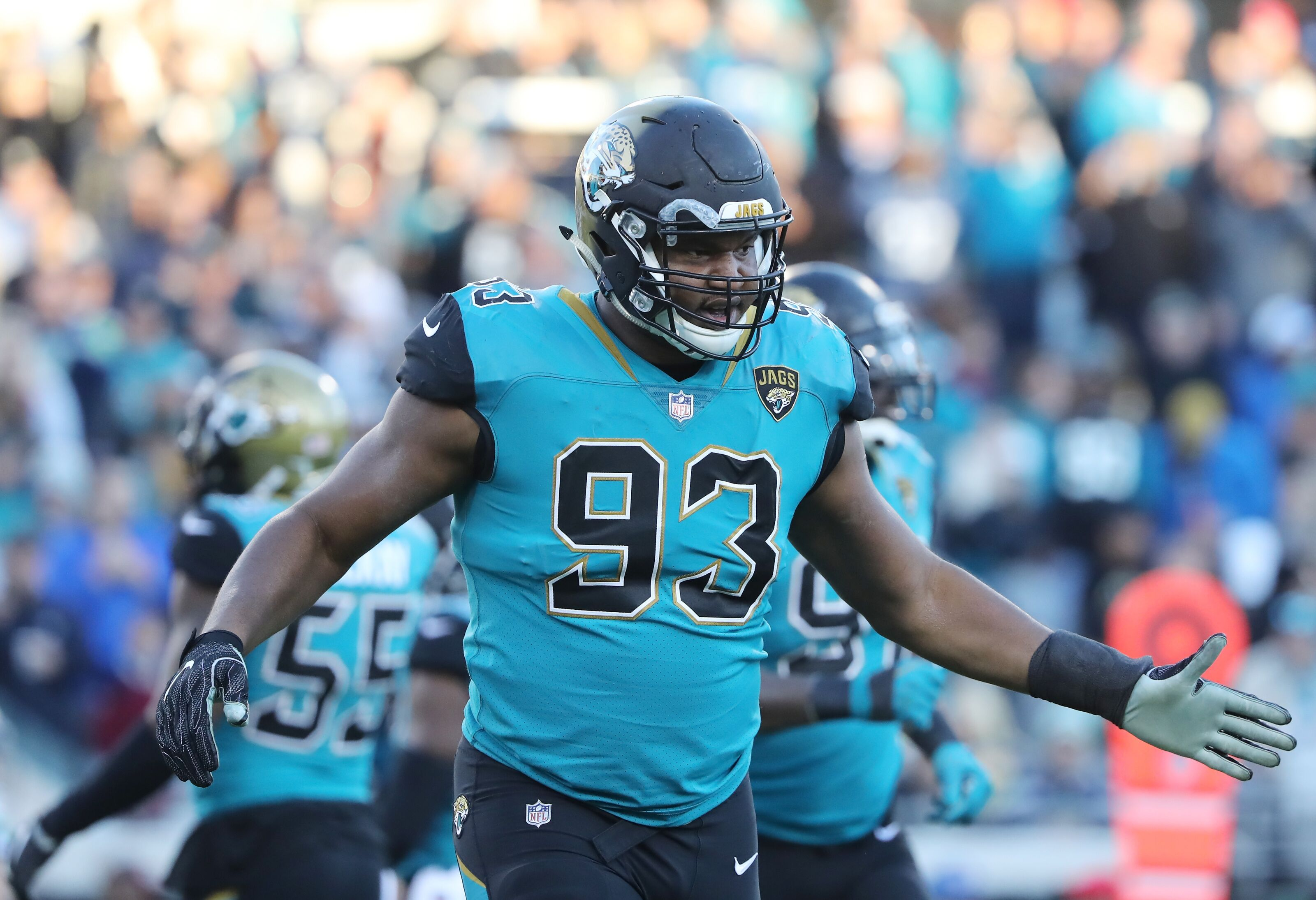 cca802fc631 Message to the Jacksonville Jaguars  Keep Calais Campbell in 2019