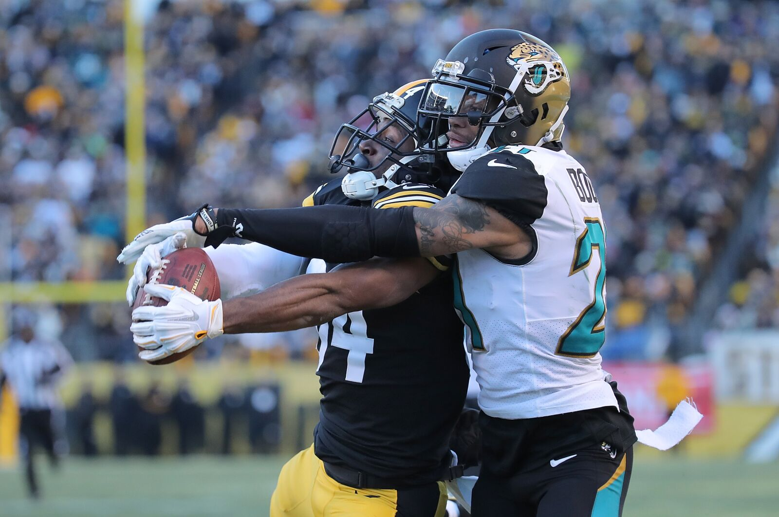 5dd126431fc Three players to watch  Jaguars vs. Steelers on Sunday