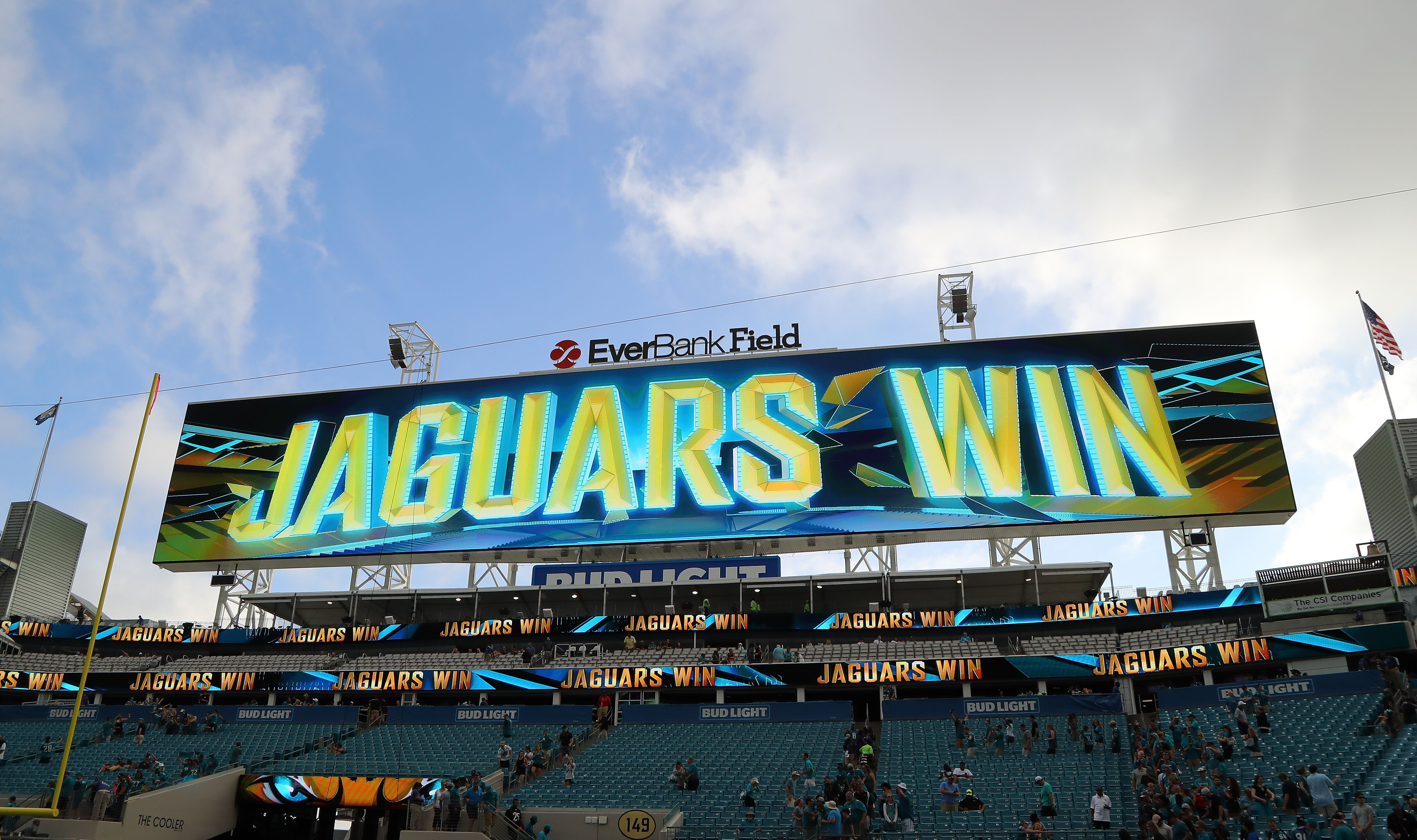 The Jacksonville Jaguars Are Part Of The Nfl Conversation