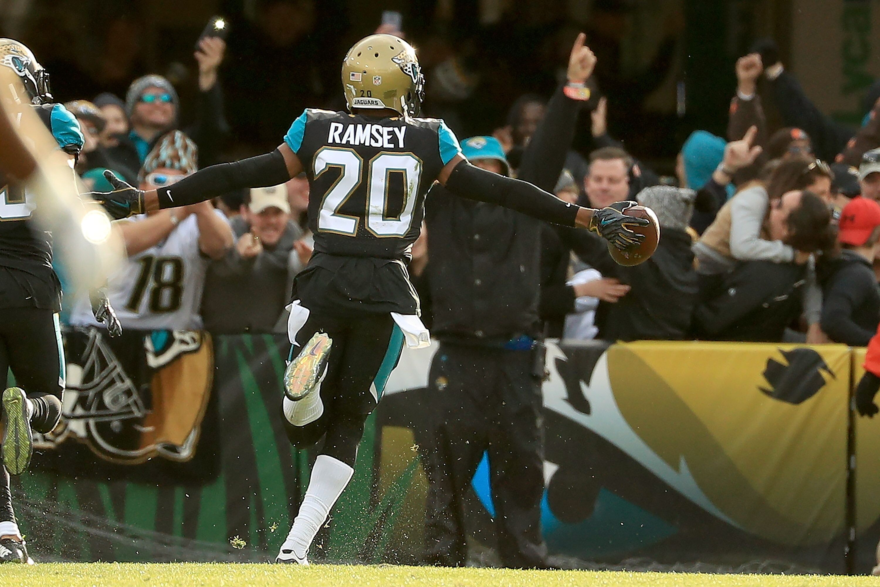 ab831aa3 Jacksonville Jaguars: Jalen Ramsey listed as an 'untradeable' player ...