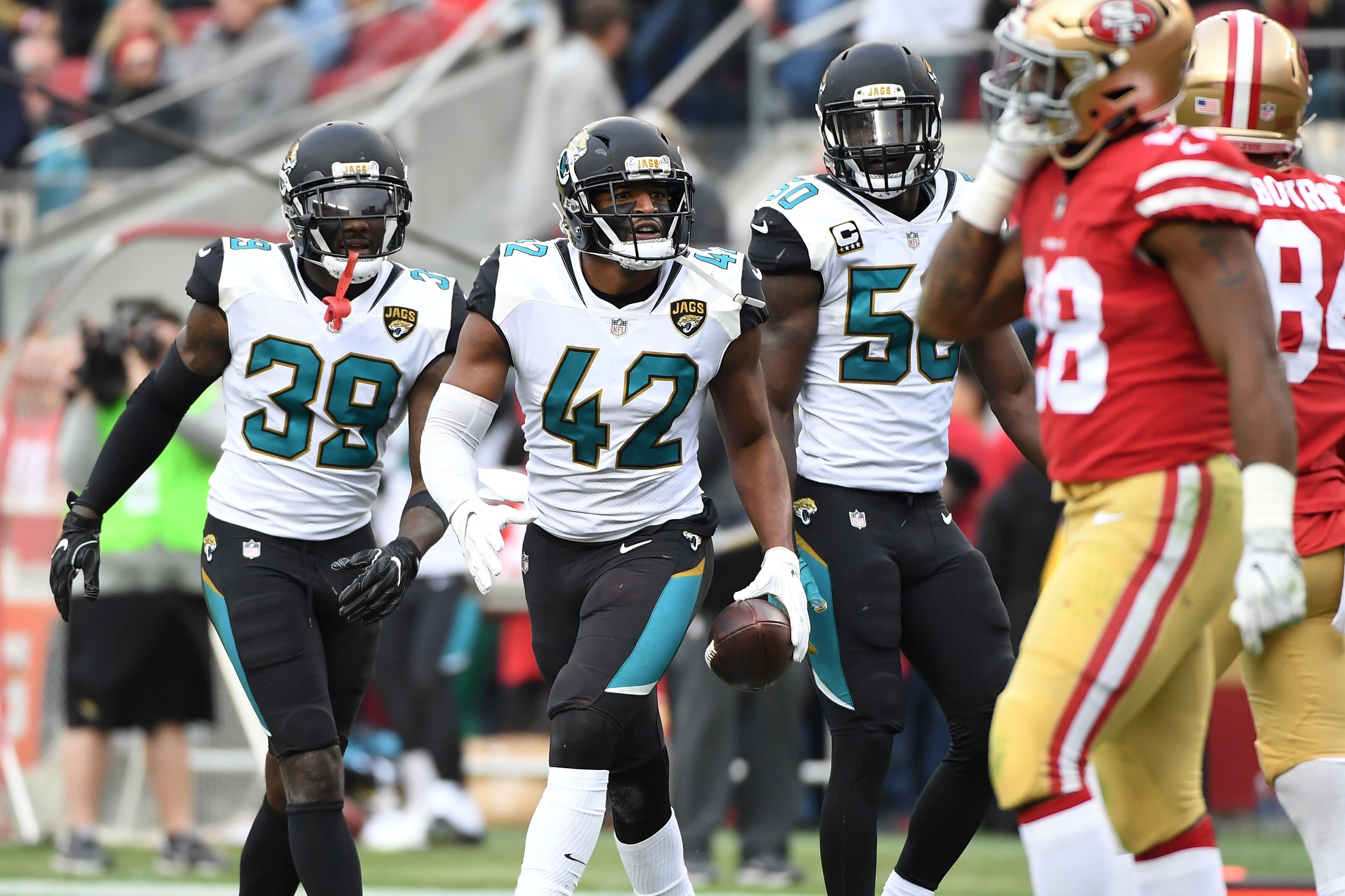 eee7c82c6 Jacksonville Jaguars  Veterans who could be on the move