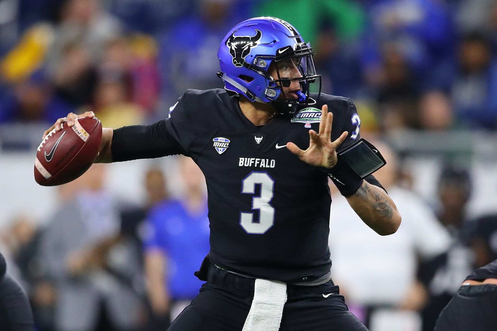 Sleeper options at quarterback the Jaguars should draft for the future