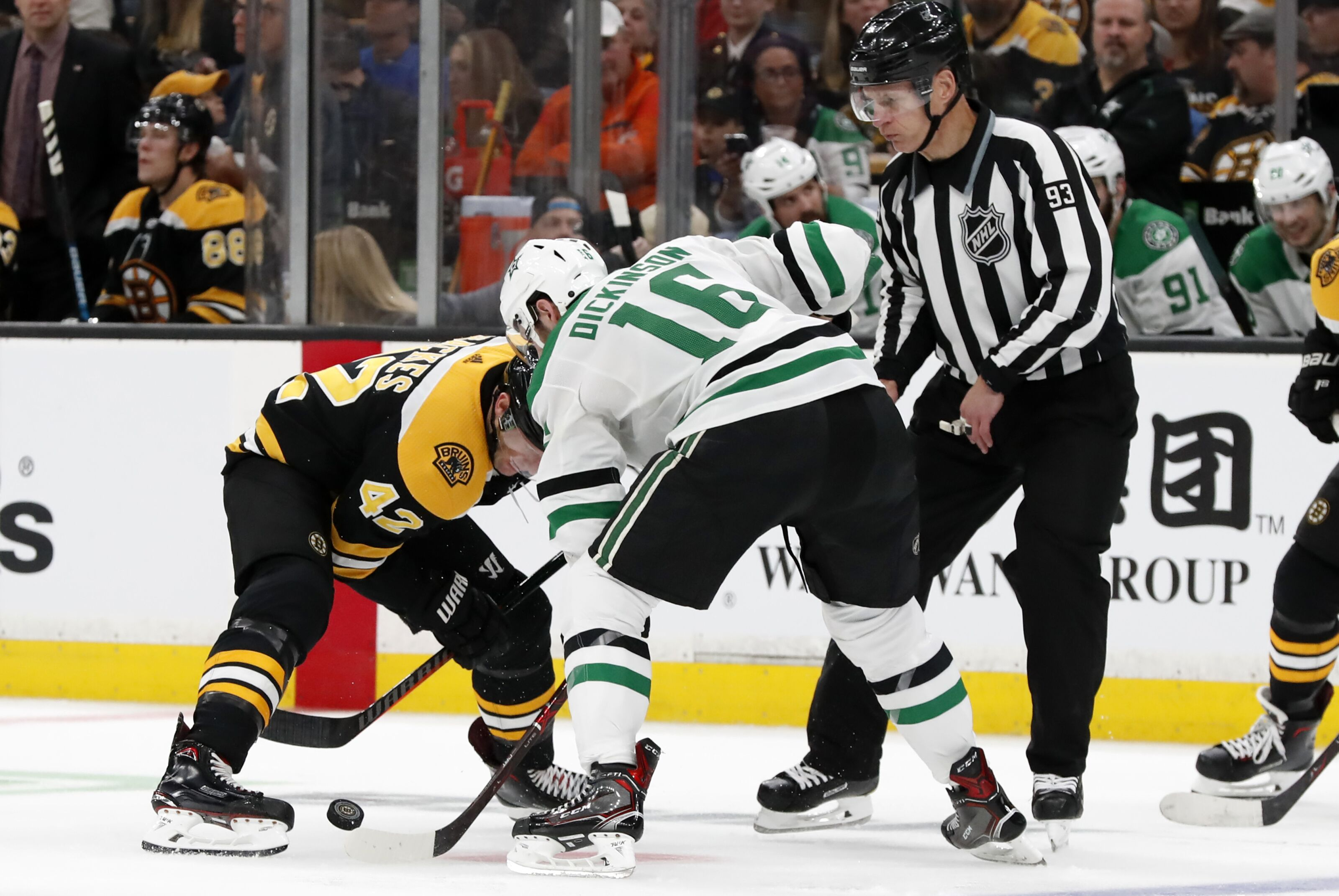 Dallas Stars vs. Boston Bruins: Game Info, Broadcast, Lines, Injuries