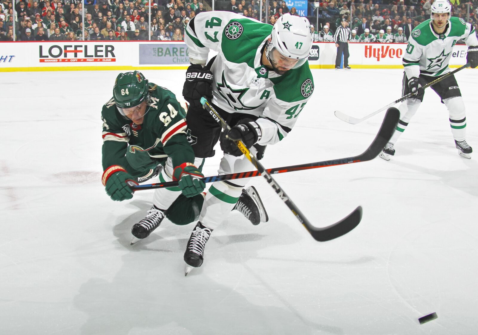 86226660f Dallas Stars  Central Division Standings Provide Playoff Race Pressure