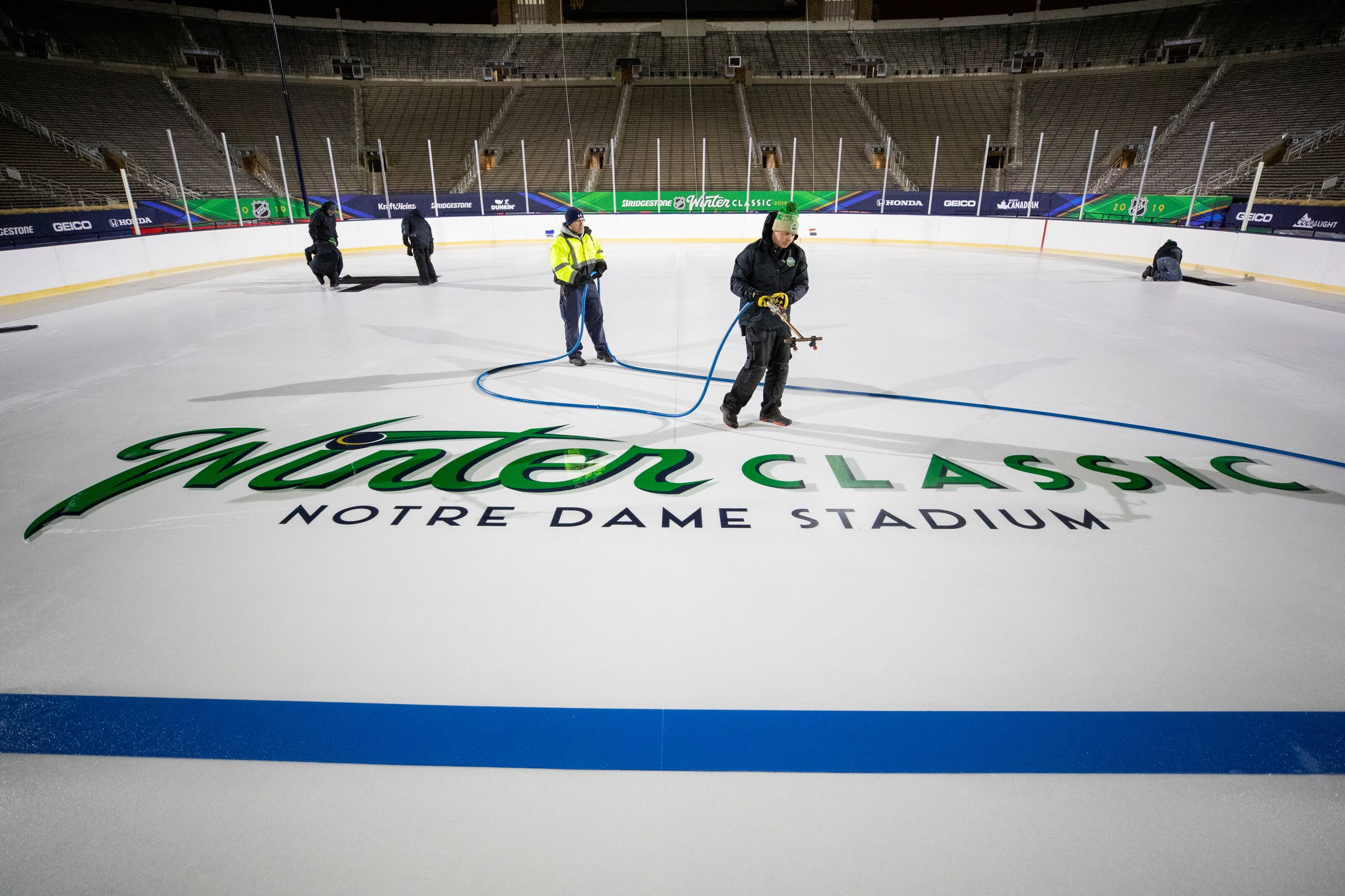 eee43f127 Dallas Stars Announced As Hosts Of 2020 NHL Winter Classic