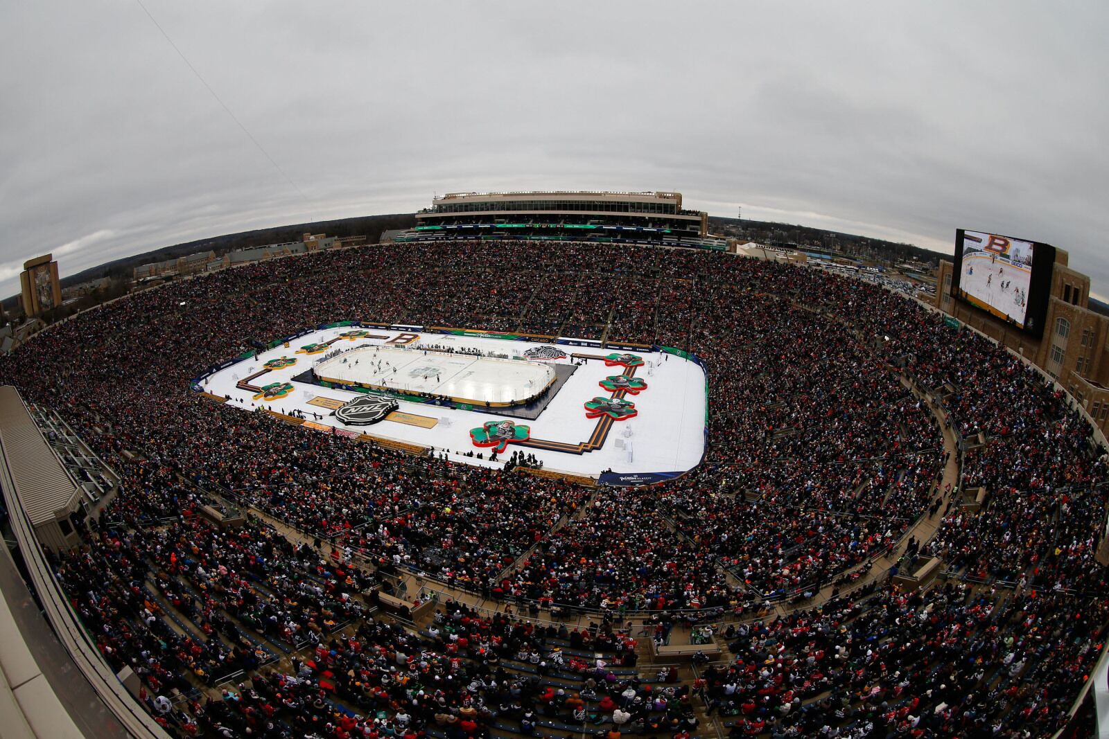 Nhl Outdoor Games 2020.Dallas Stars 2020 Winter Classic A Great Opportunity For