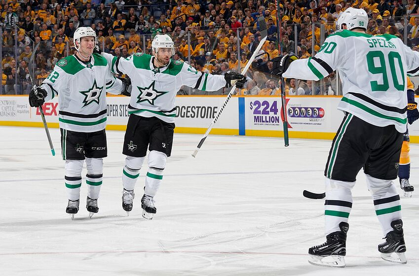 kupić klasyczny ogromny zapas Dallas Stars: Starting Up Their 2019 Stanley Cup Playoffs ...