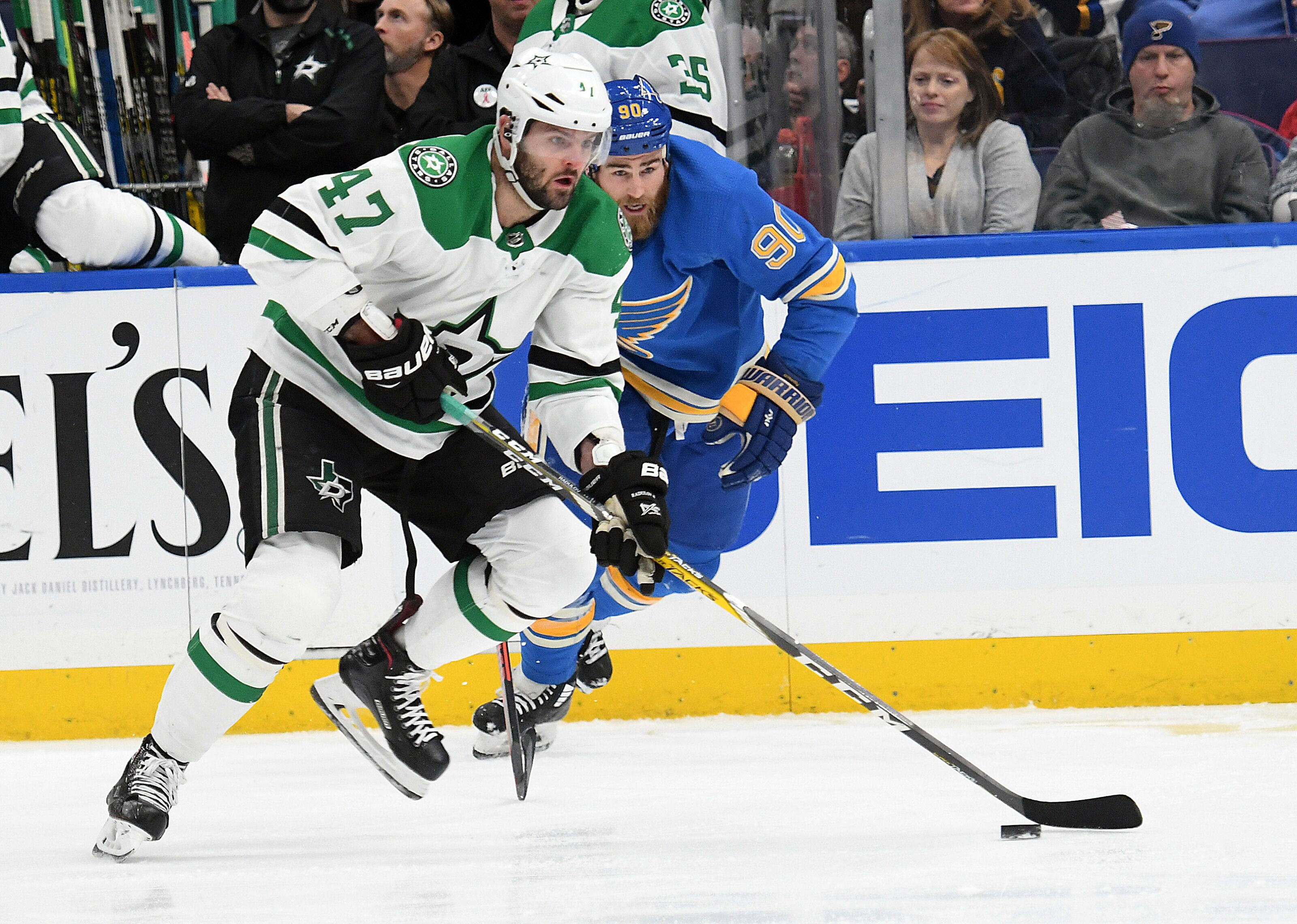 Dallas Stars: Things To Watch In Second Round Against St. Louis Blues