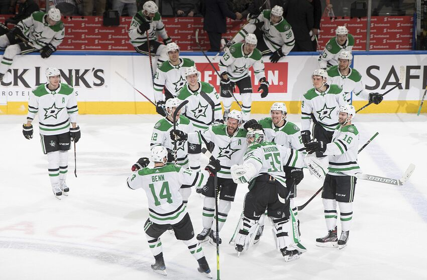 5460692b113 Dallas Stars Officially Clinch Berth In 2019 Stanley Cup Playoffs