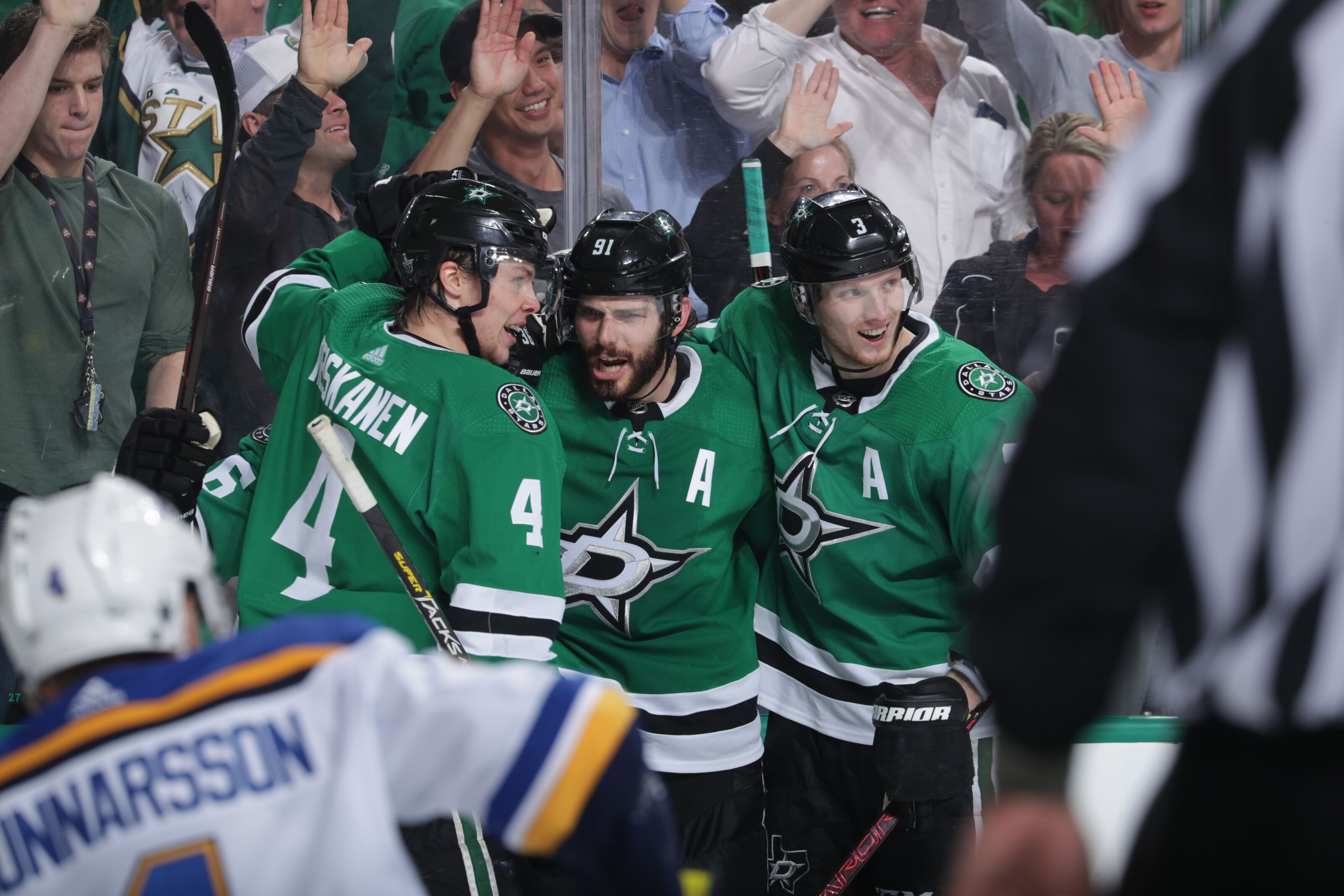 Dallas Stars: John Klingberg, Miro Heiskanen Crack Top 20 Defenders List
