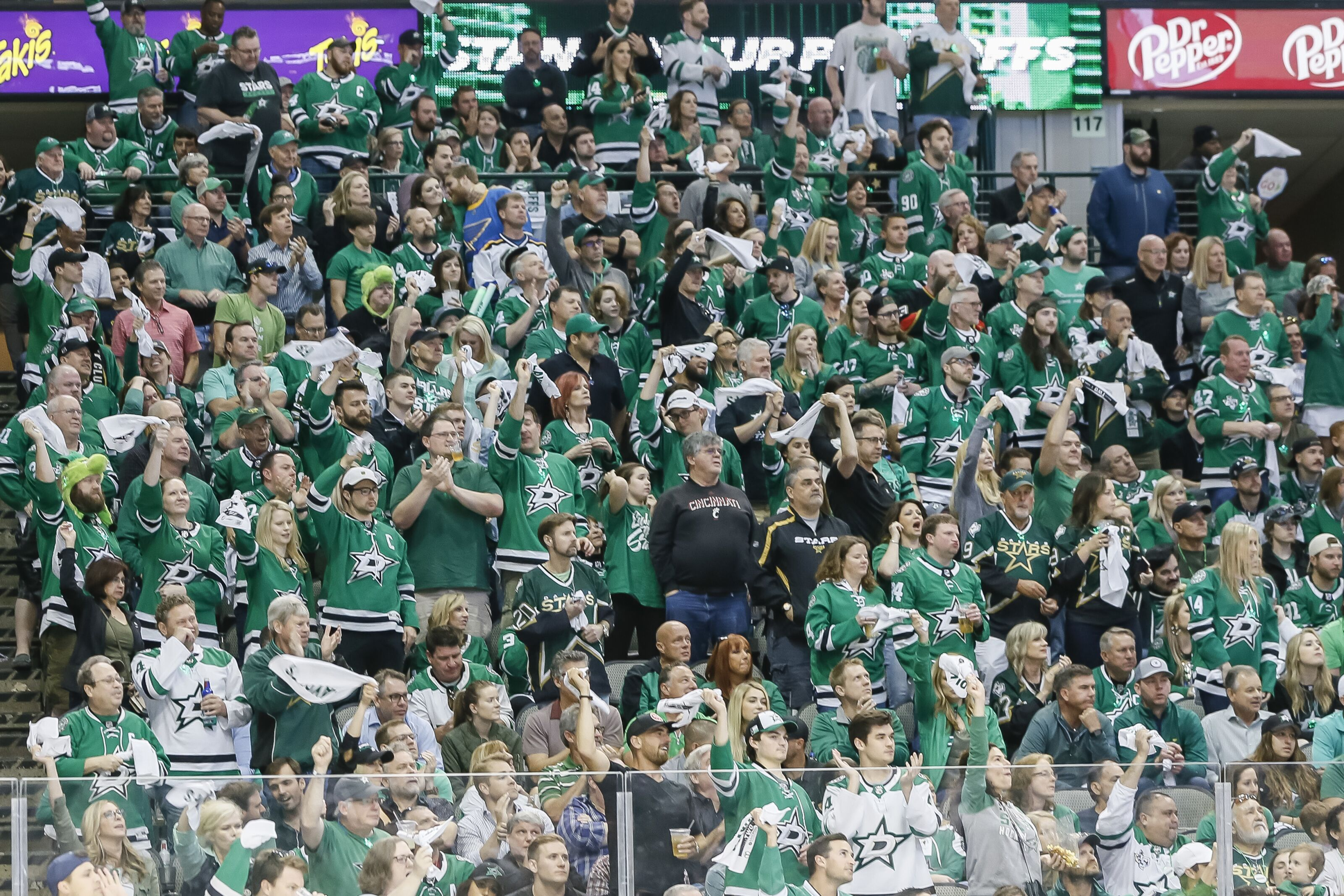 Dallas Stars Post Steady Increase In 2018-19 Attendance Numbers