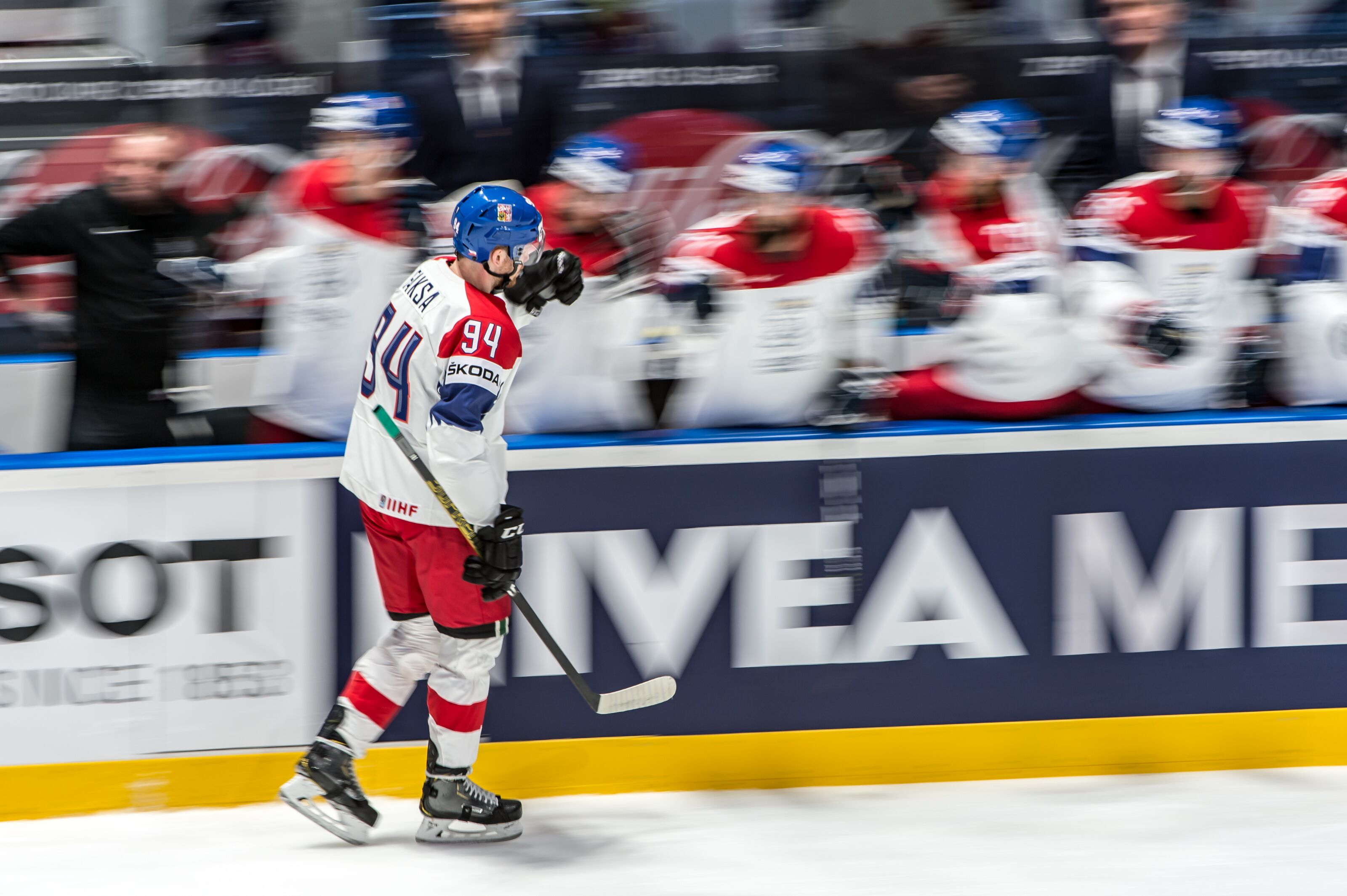 Dallas Stars News Radek Faksa Czechs Advance In World Championship