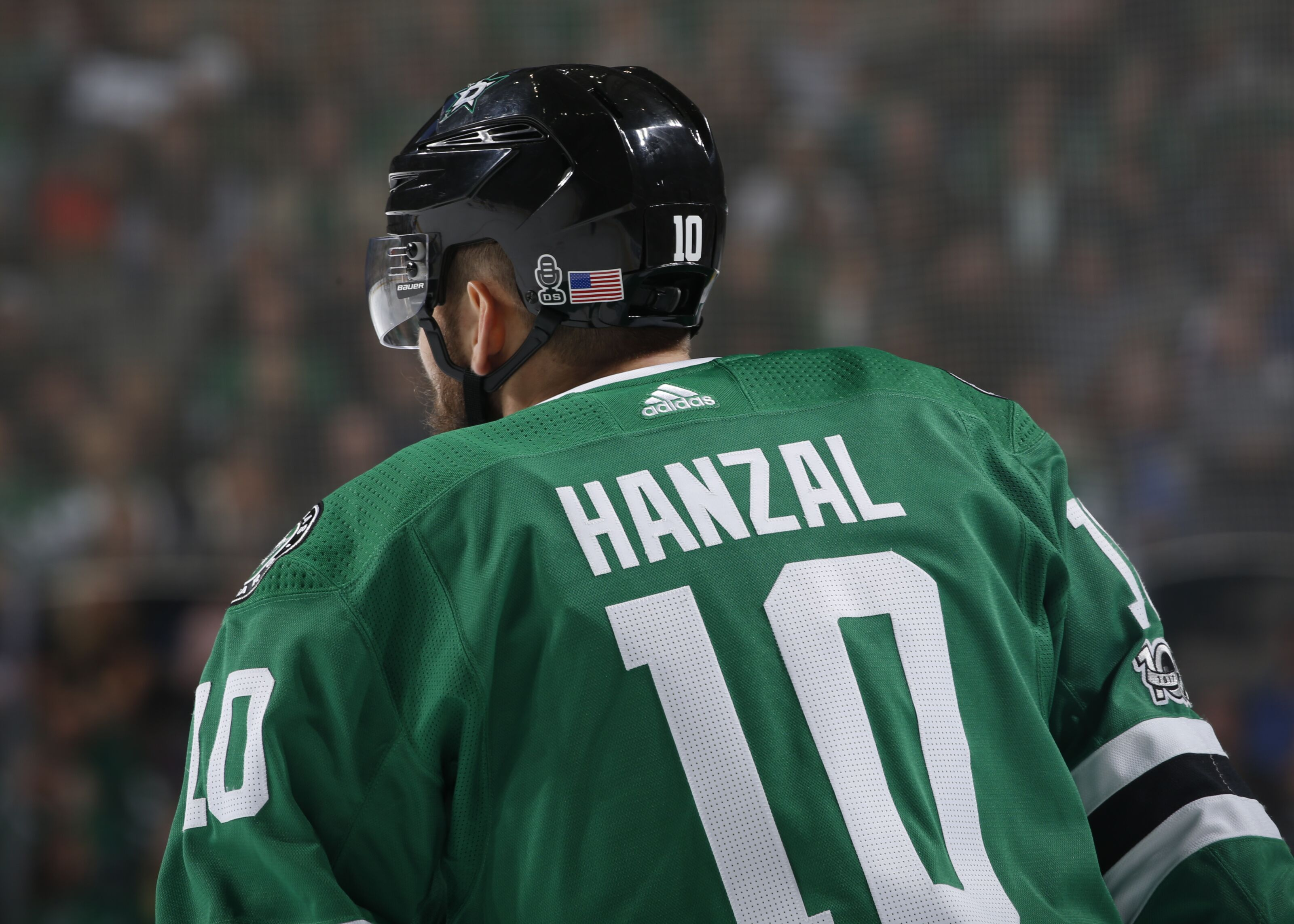 Dallas Stars  What Does Martin Hanzal s Number Change Mean  fb0a7184b