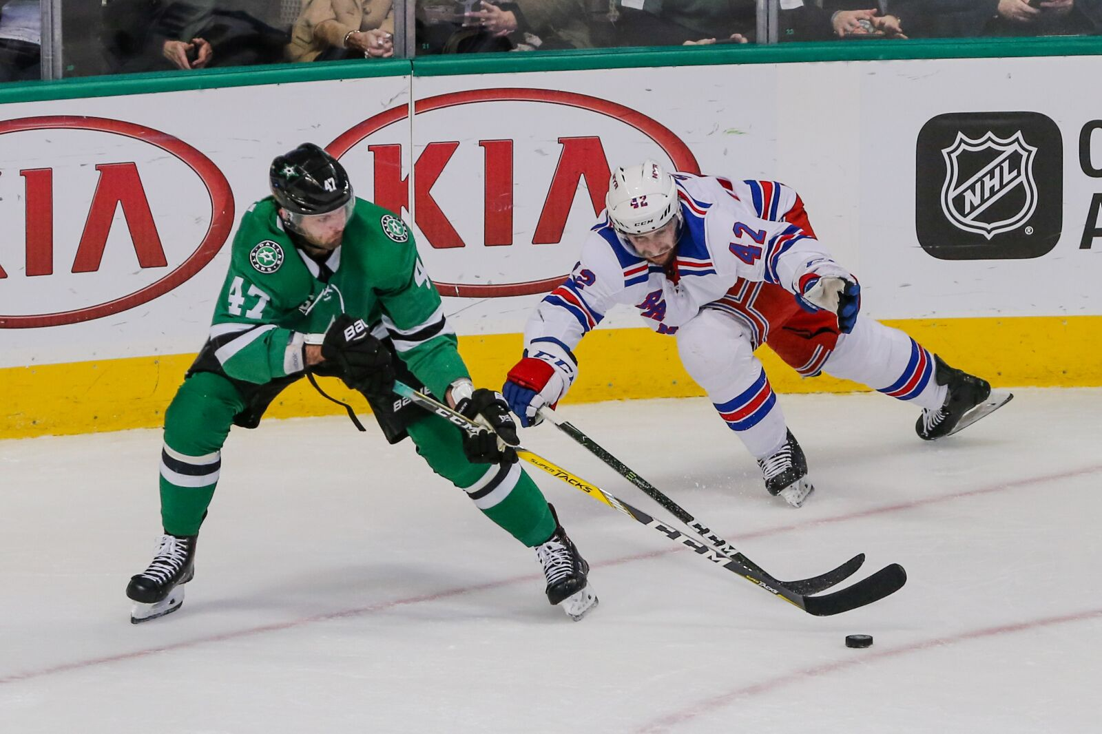 Dallas Stars: Alexander Radulov Out, Seven Defenders In vs. Rangers
