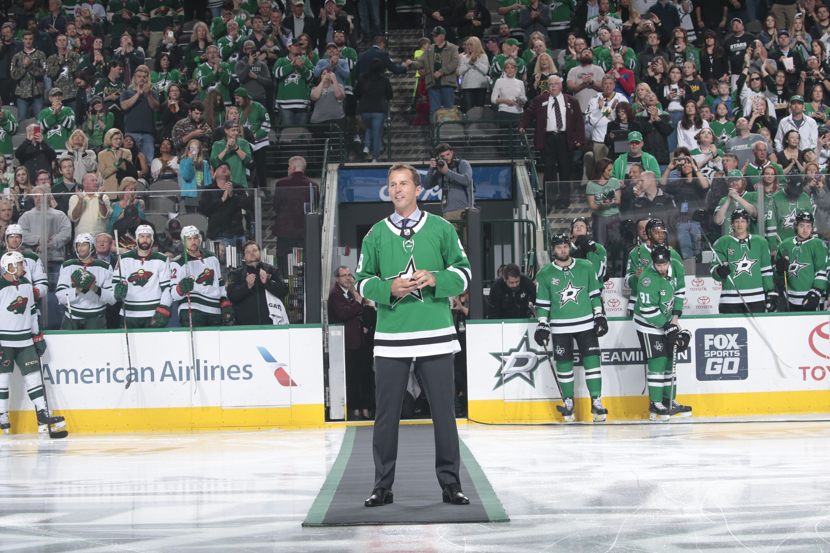 Dallas Stars News: Mike Modano Inducted Into IIHF Hall Of Fame