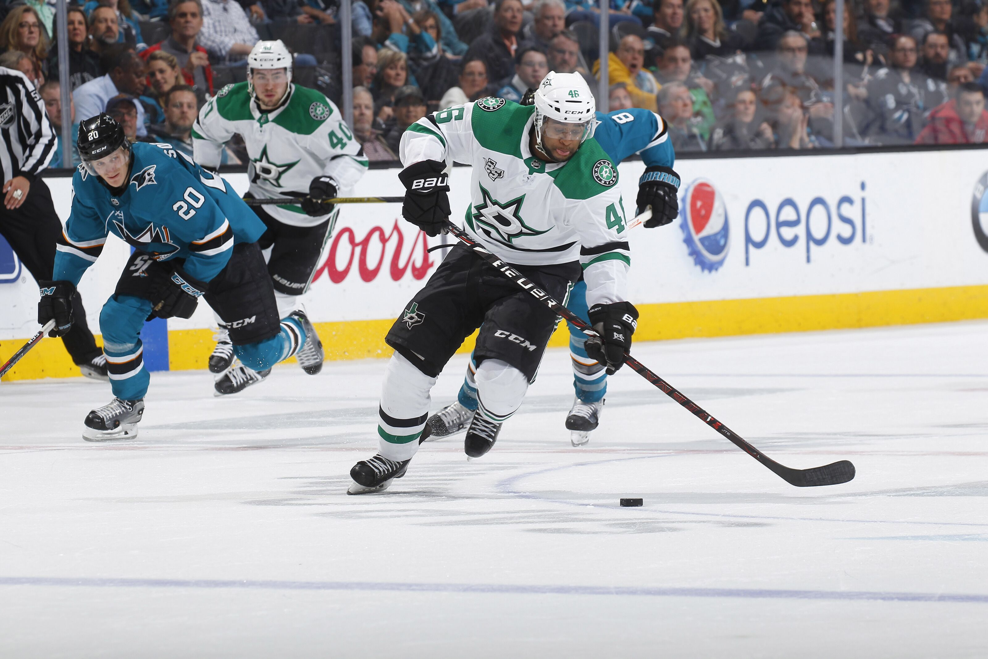 Dallas Stars Vs San Jose Sharks Game Info, Broadcast -9132