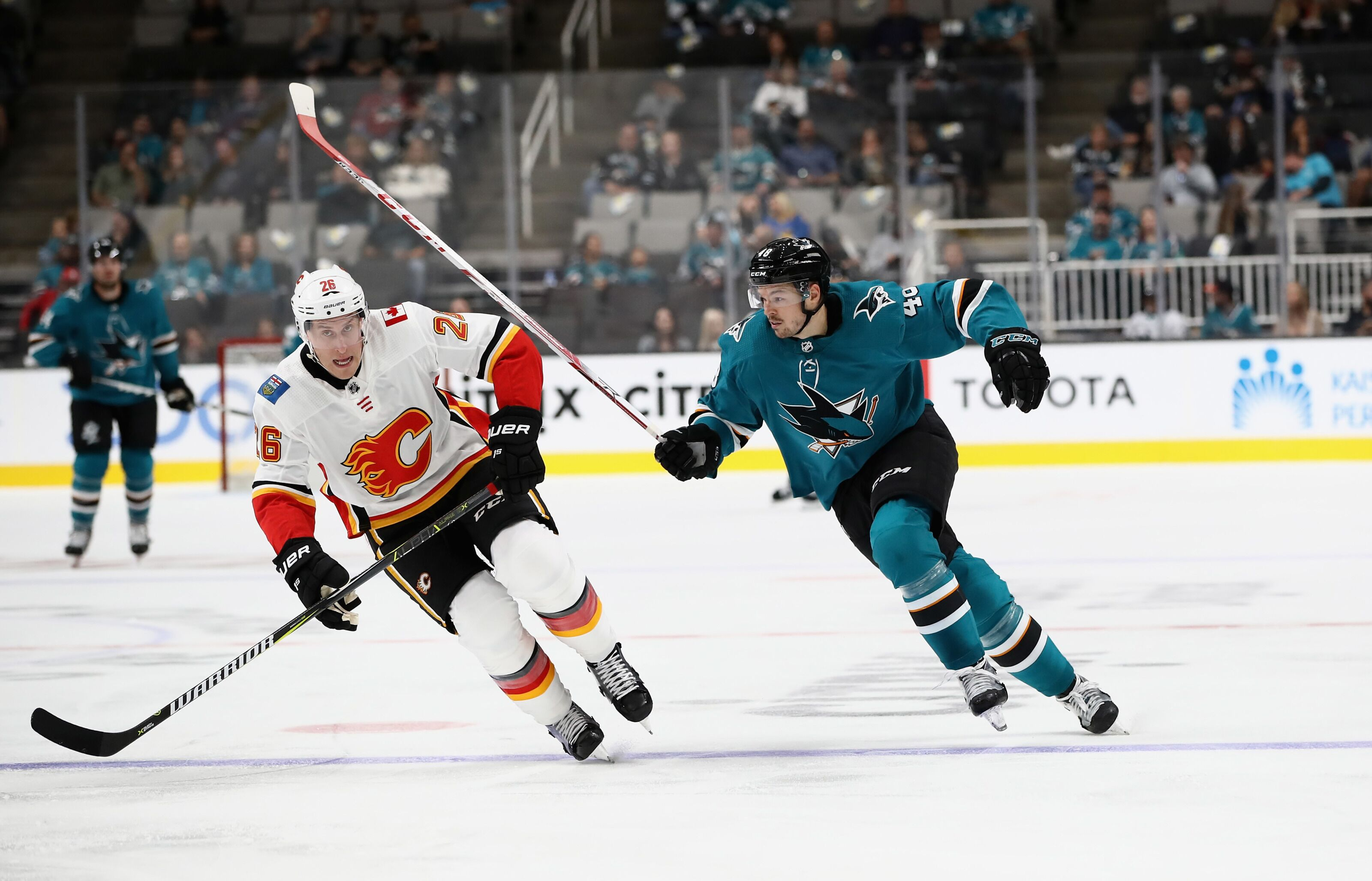 Pros and Cons from the San Jose Sharks Second Preseason Game