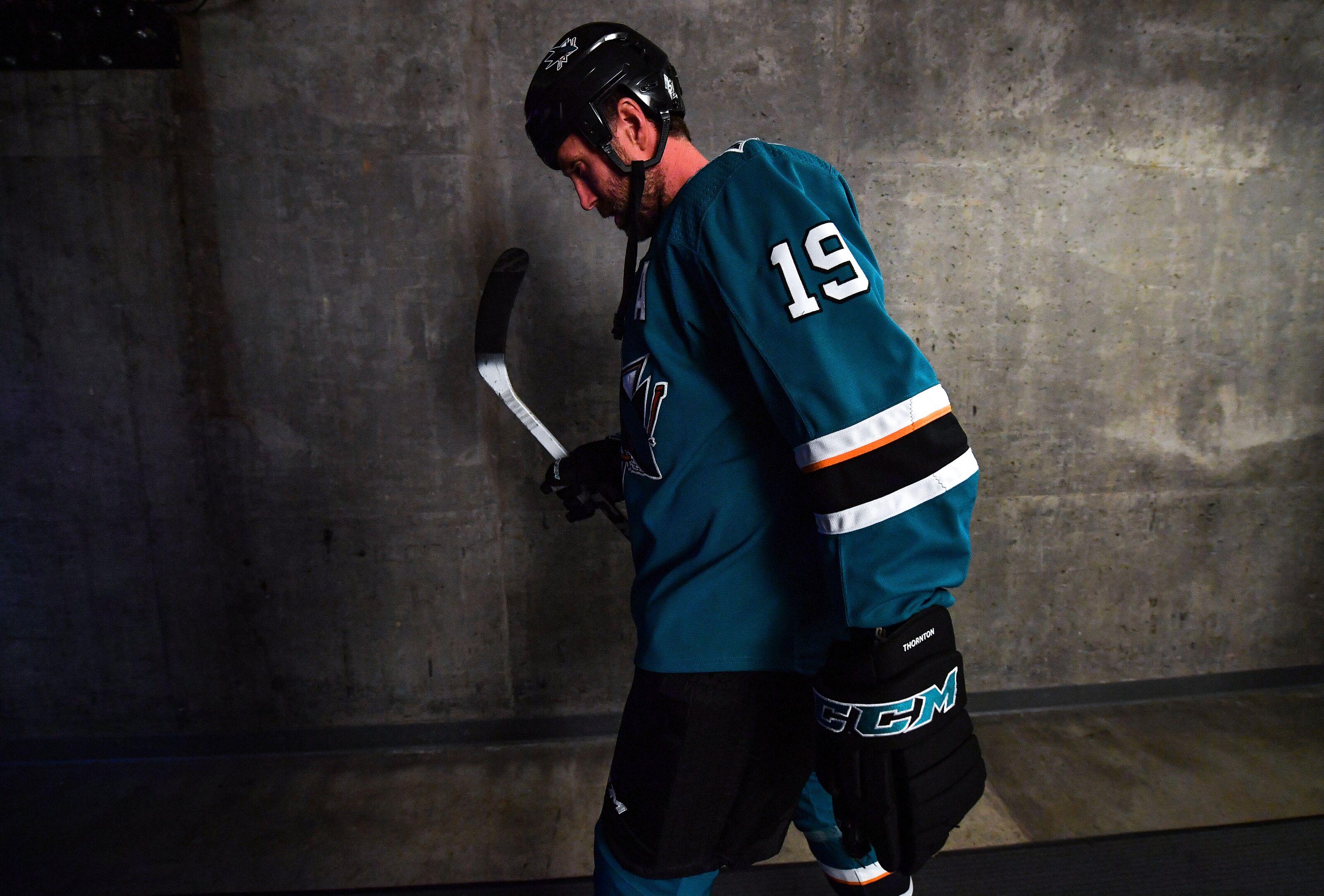 San Jose Sharks Legend Joe Thornton Cements Himself In NHL History