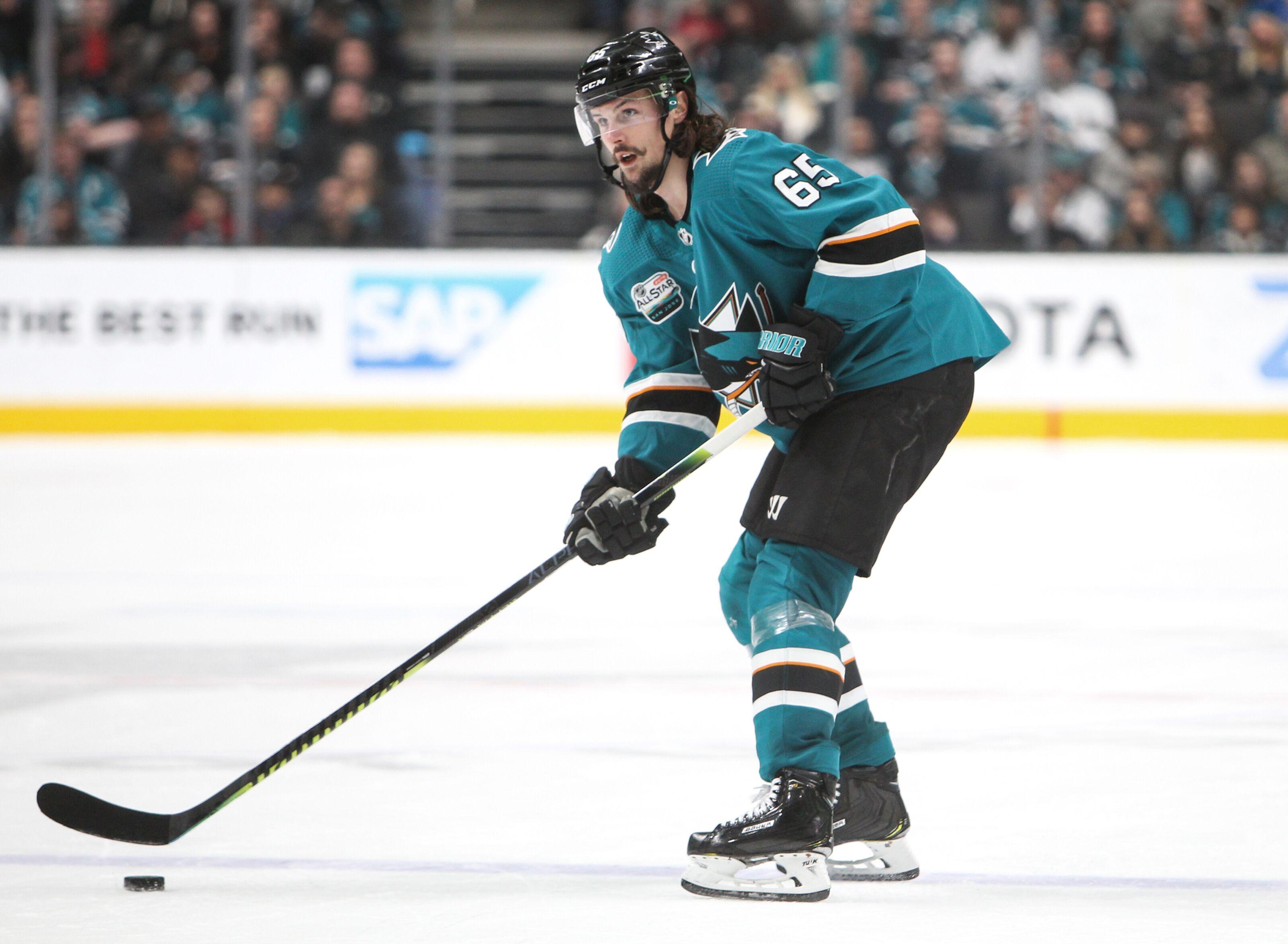 the latest 33801 2bc36 San Jose Sharks and Erik Karlsson Postpone Extension Talks