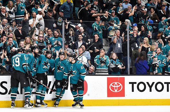 3 Potential Breakout Candidates on the San Jose Sharks