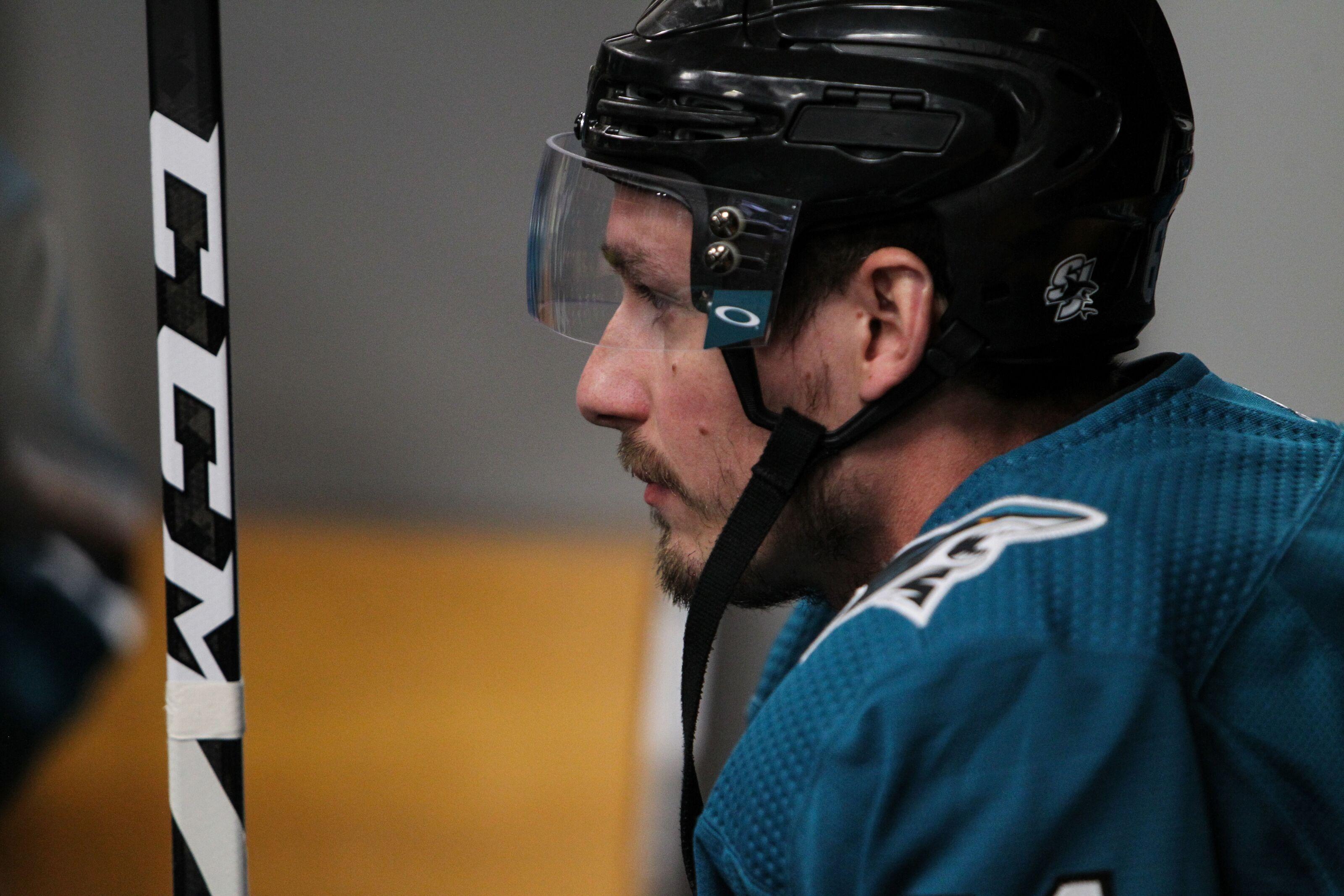 eae740324f7 San Jose Sharks Trade Justin Braun to Flyers for Draft Picks
