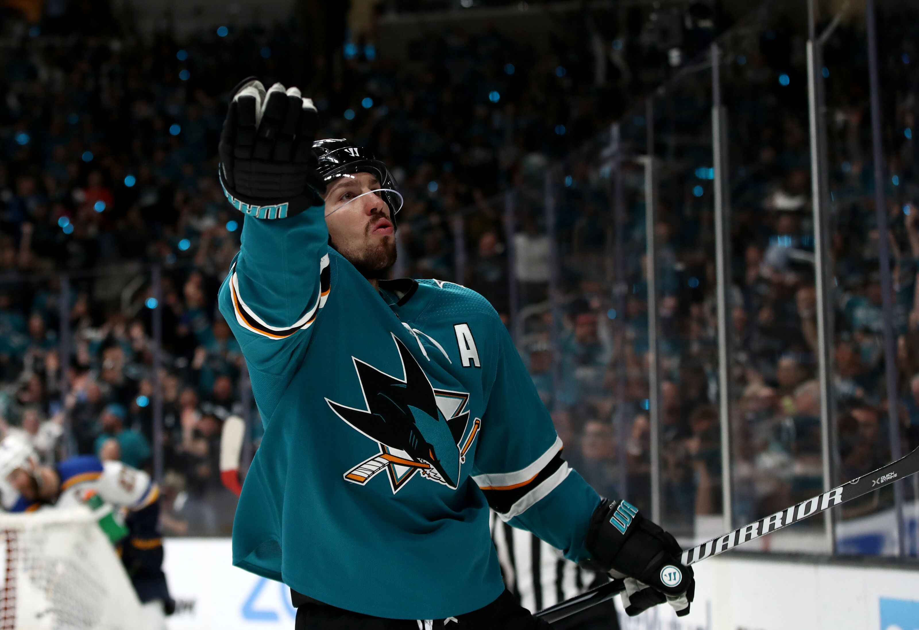 Logan Couture's Under the Radar Career Year for the San Jose Sharks