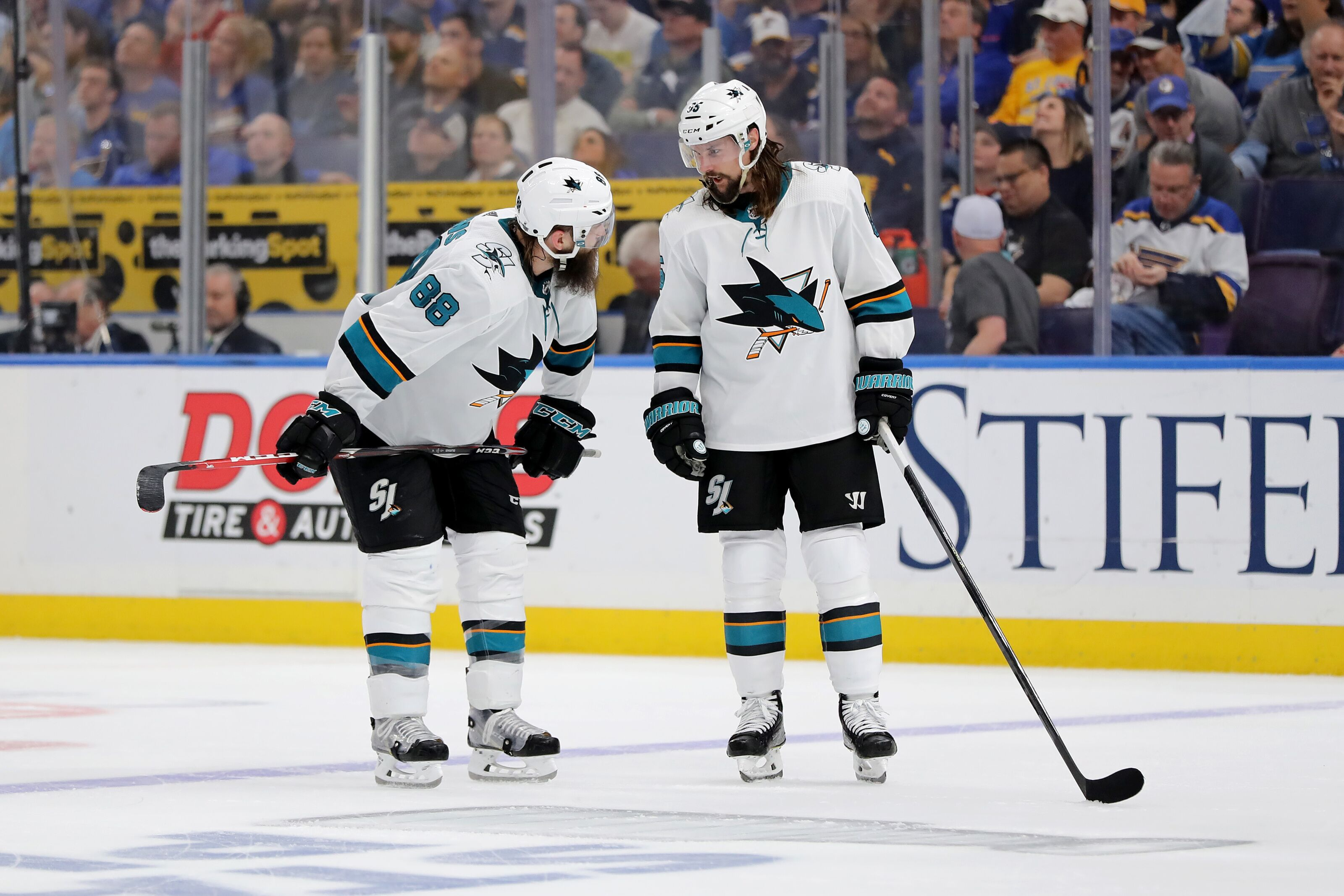 San Jose Sharks Finish with 2 Skaters in the NHL 20 Top 50