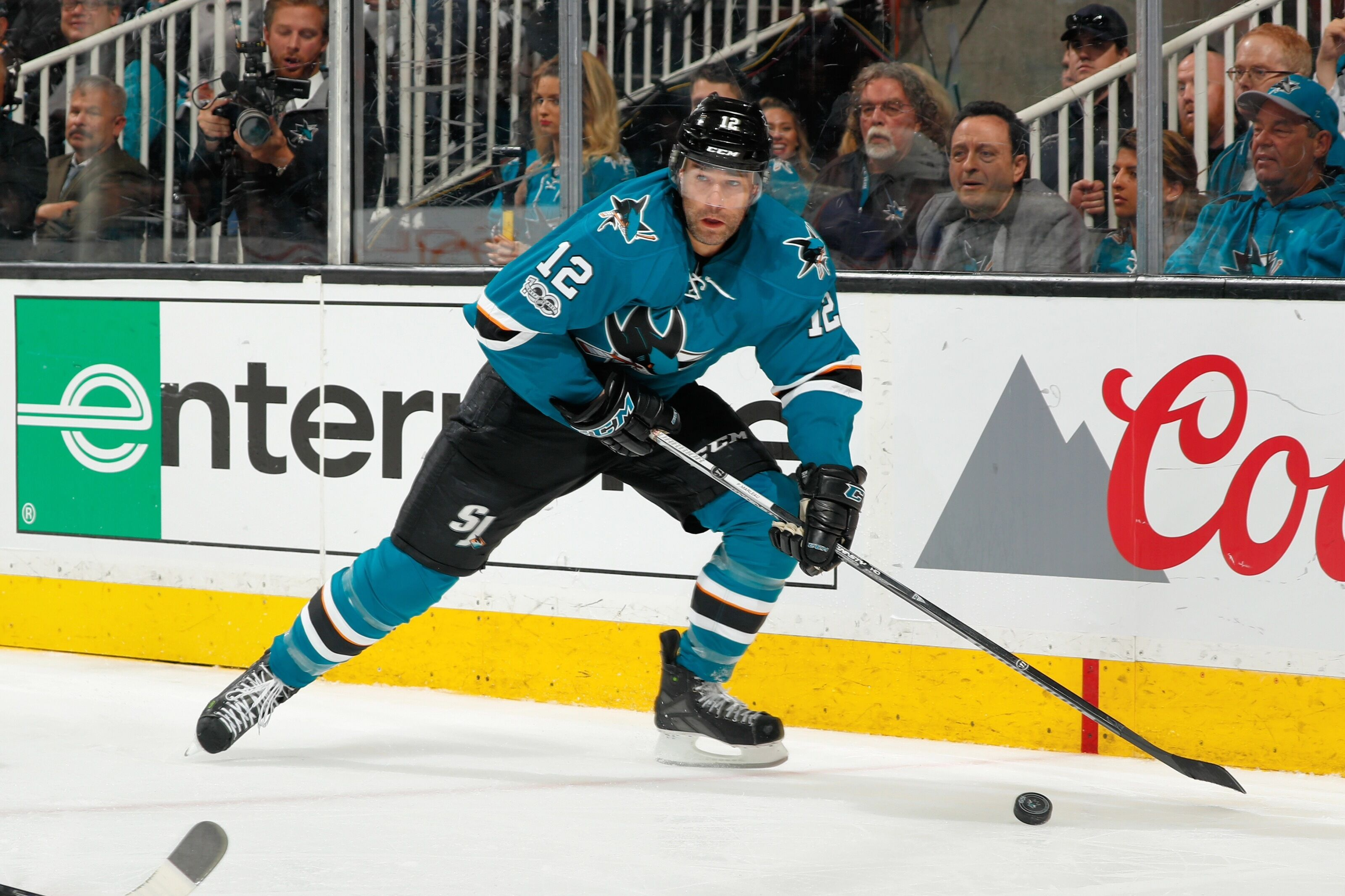 Patrick Marleau's Return to the San Jose Sharks in Question