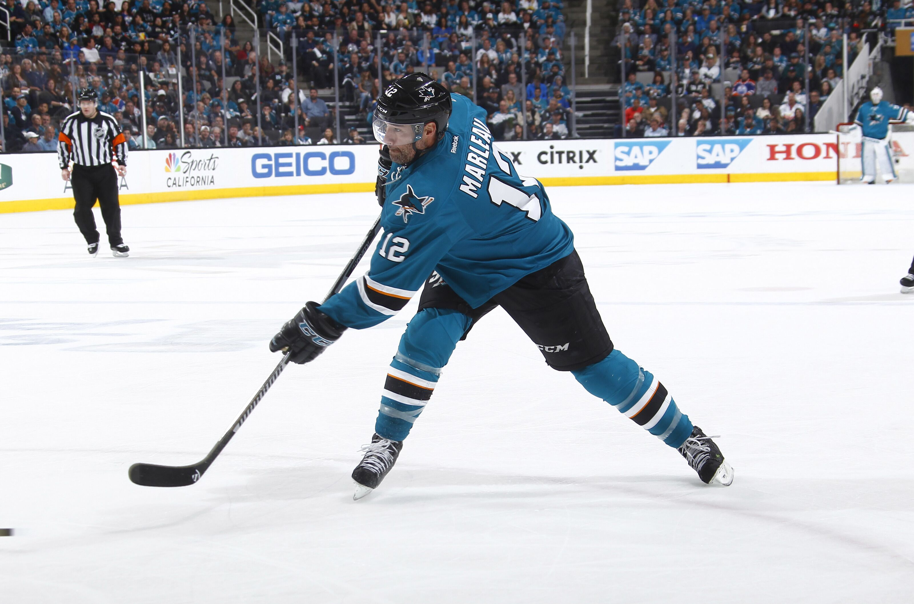 Report: Patrick Marleau Unlikely to Return to the San Jose Sharks
