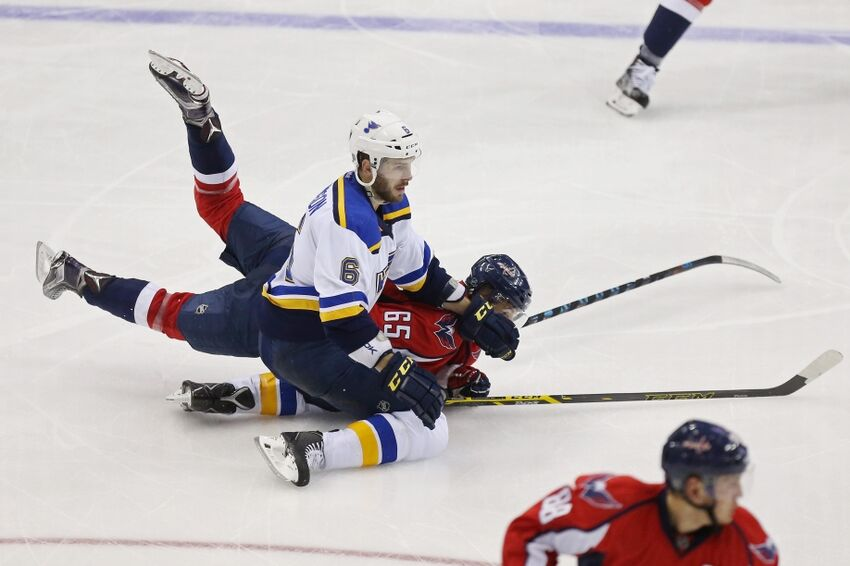 St. Louis Blues  Five Mid-Preaseason Overreactions 23752911ce82