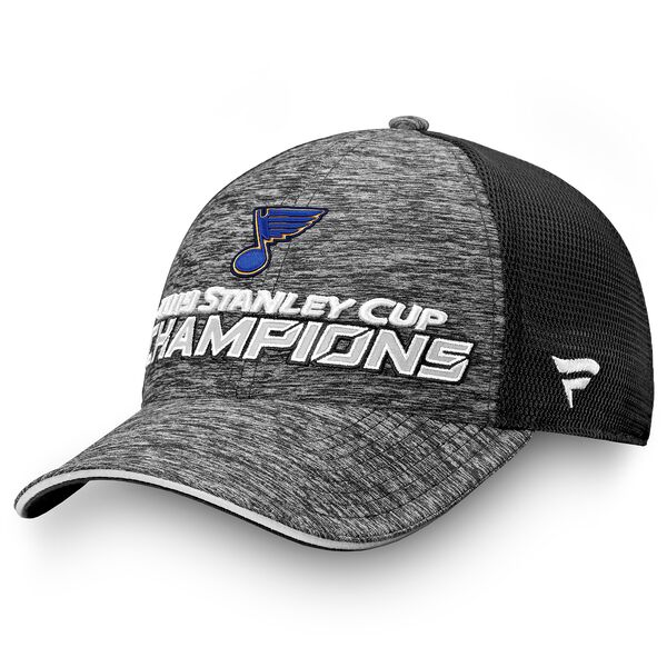 The St  Louis Blues have won the Stanley Cup  Time to gear up