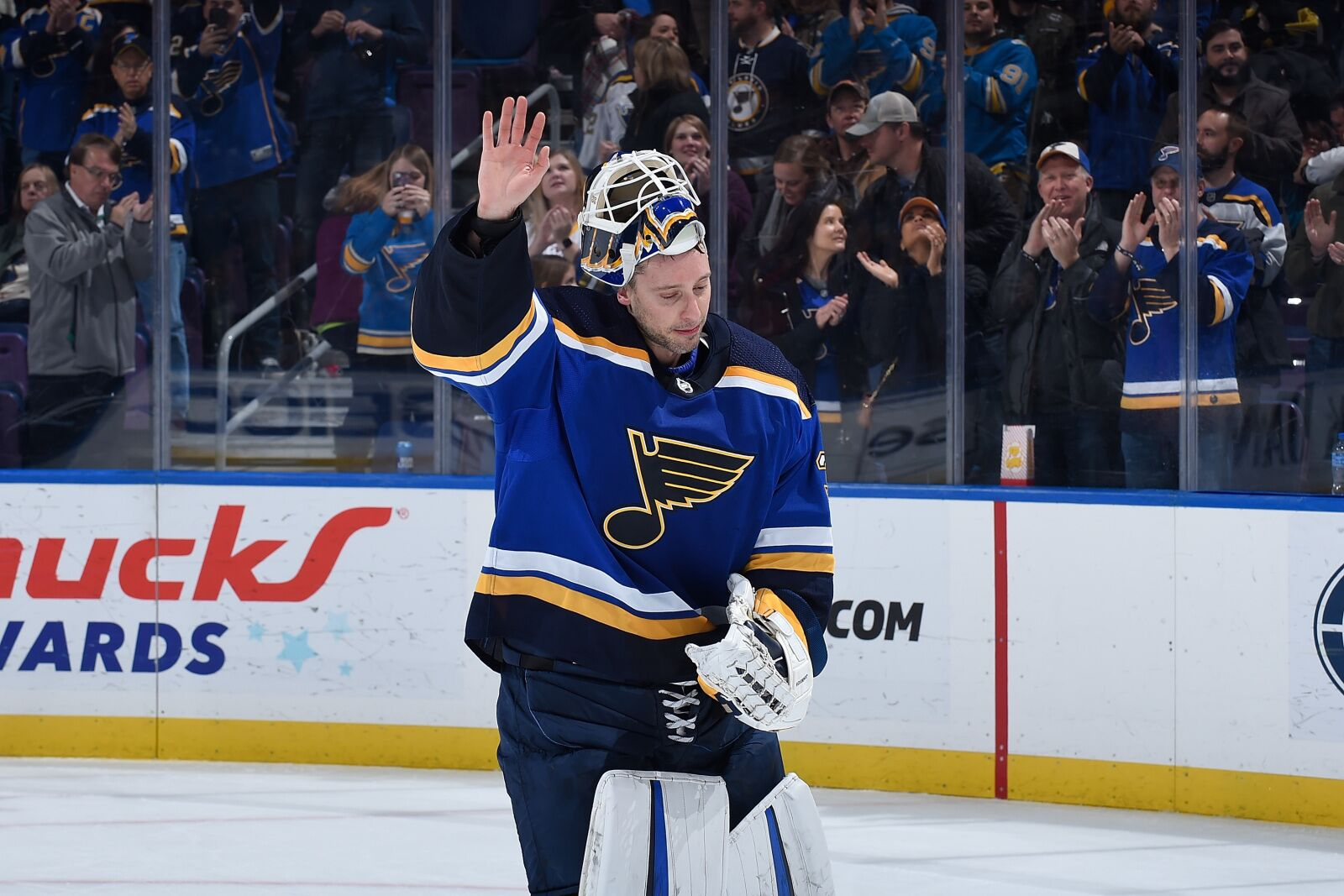 St. Louis Blues: Chad Johnson Creating Yet Another Goalie Controversy