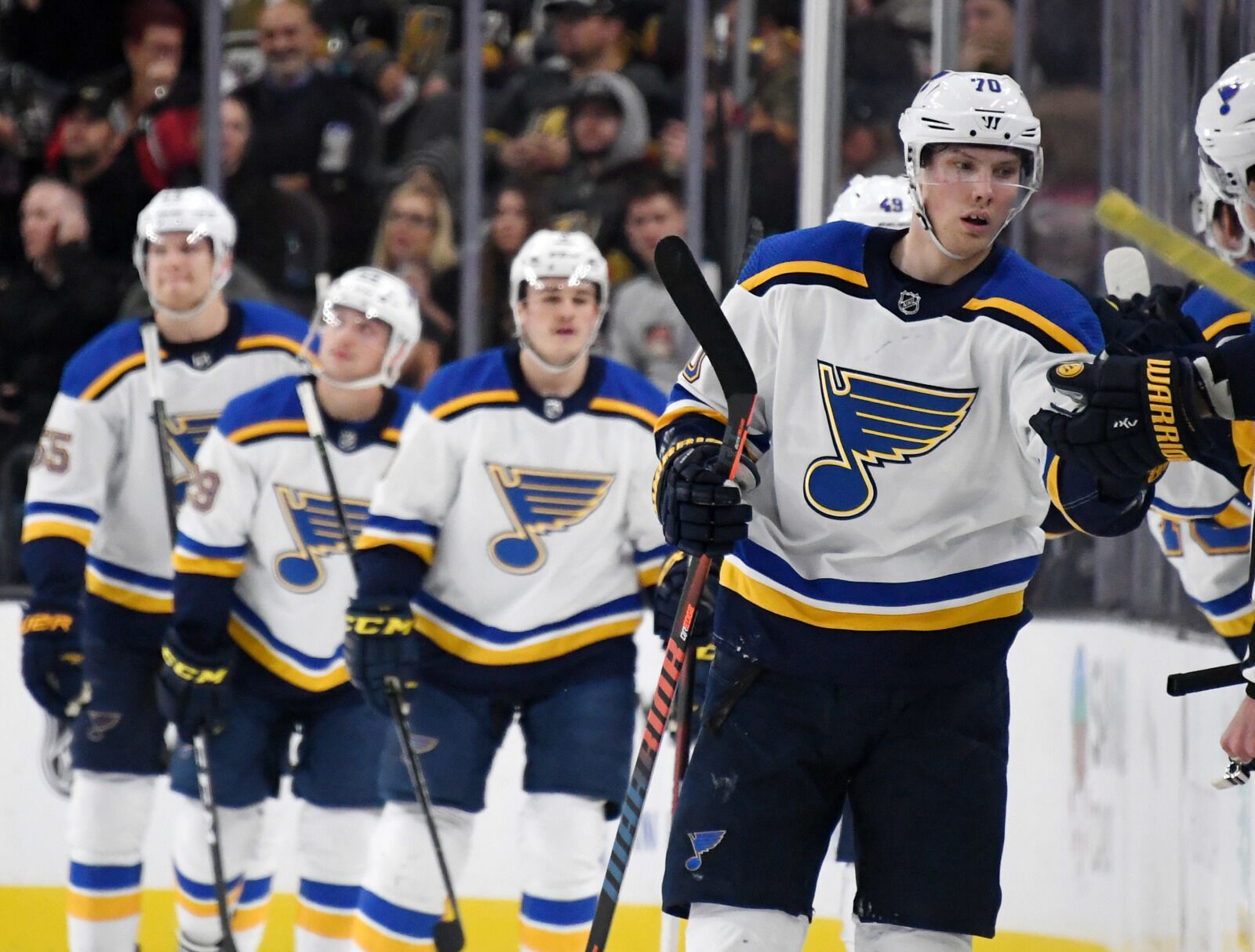 St. Louis Blues: Young Guns Get A Chance In Preseason Opener