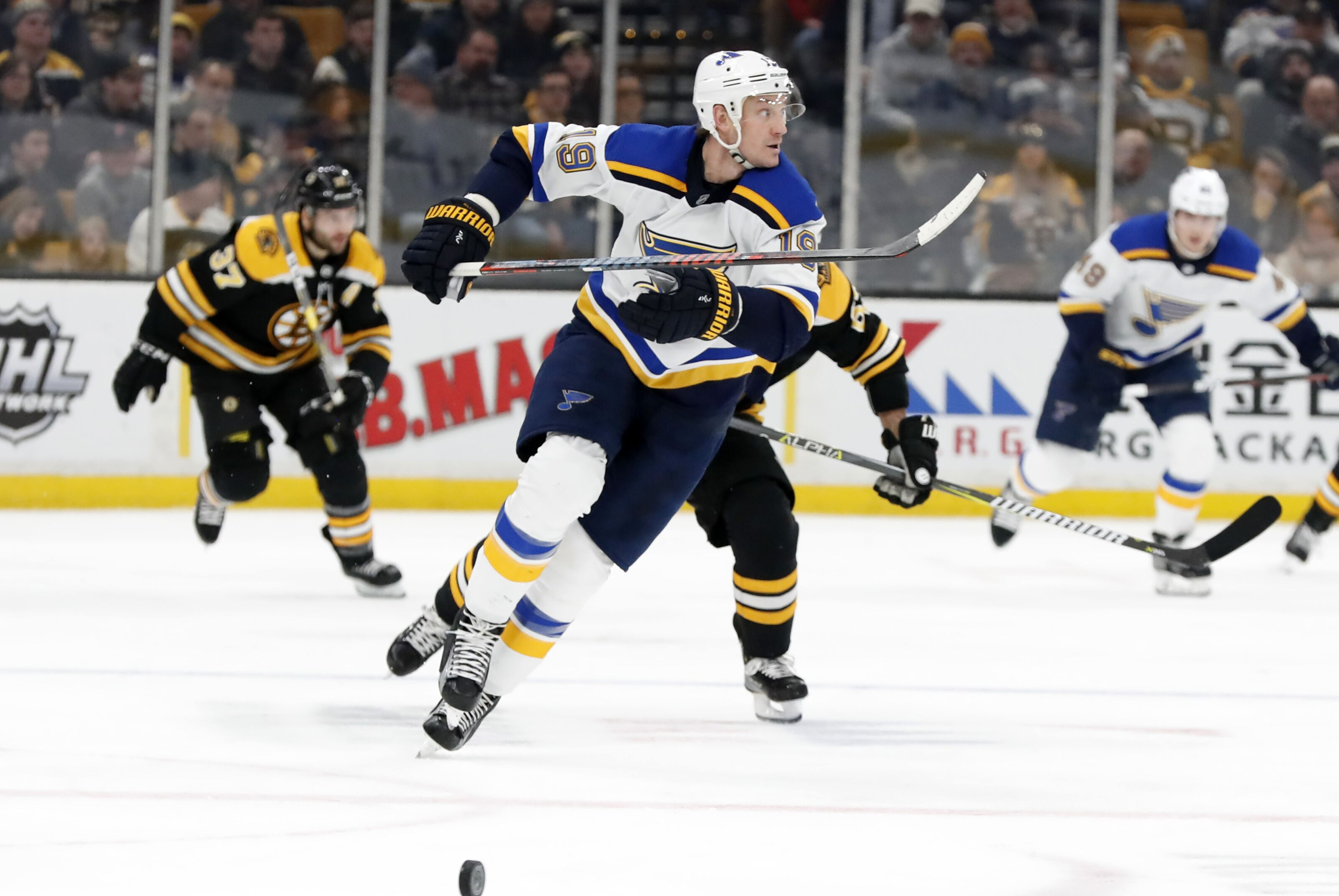 St. Louis Blues: 4 Reasons To Fear The Boston Bruins And 3 Why Not To