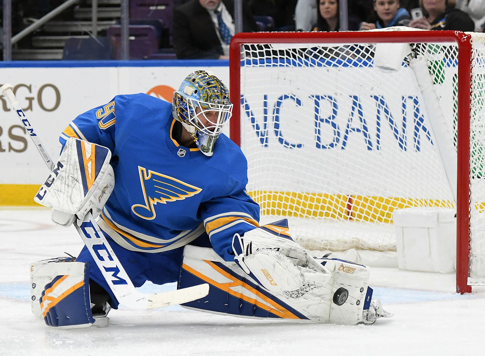 St. Louis Blues: Binnington's Performance Opens Trade Possibilities