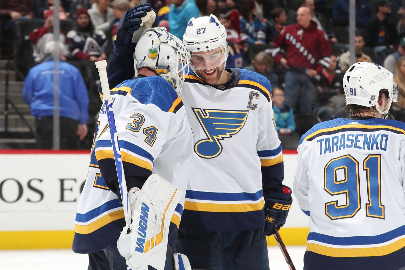 St. Louis Blues Pros And Cons From Game 57 Vs. Colorado