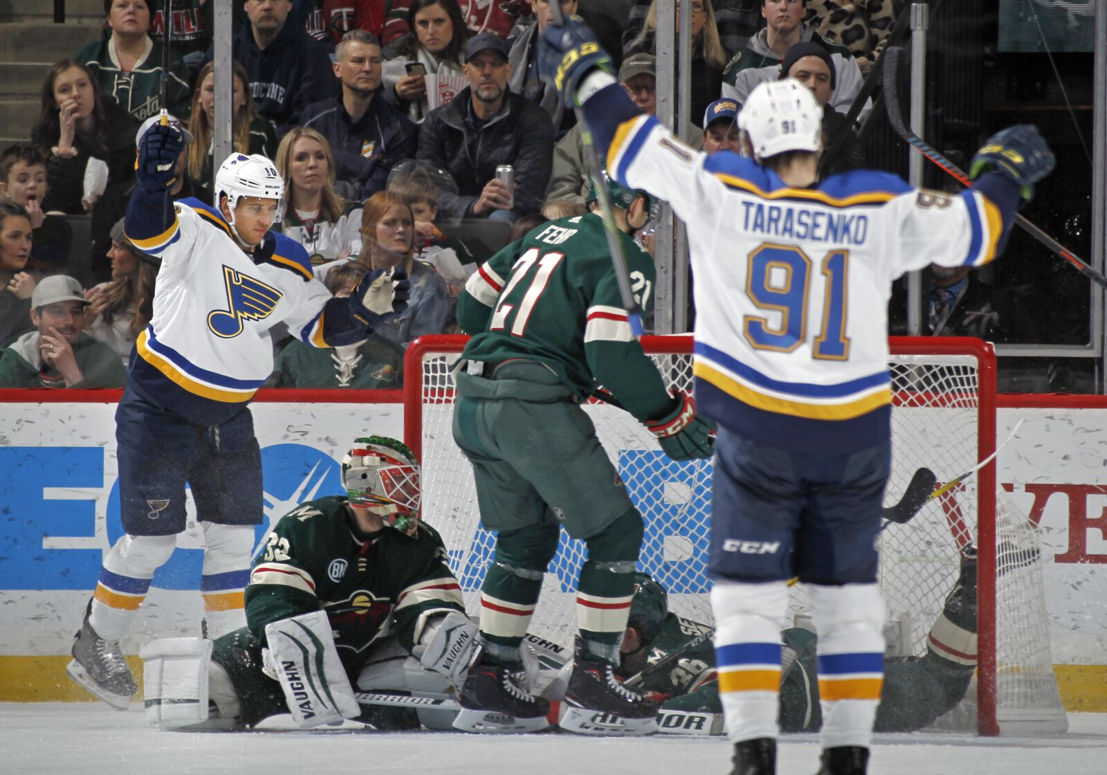 St. Louis Blues Pros And Cons From Game 58 Vs. Minnesota